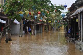 Central Vietnam Wet Season (Typhoon Season)