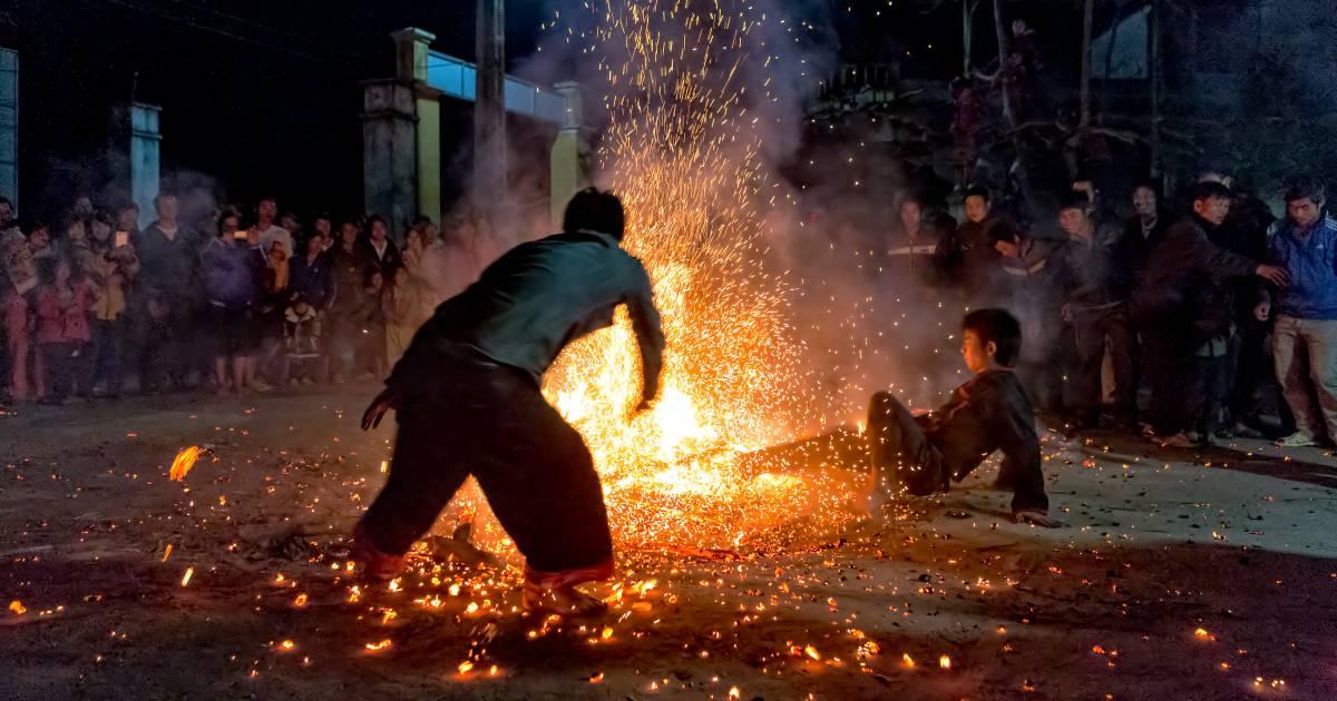 Fire Dancing Festival in Vietnam - Best Time
