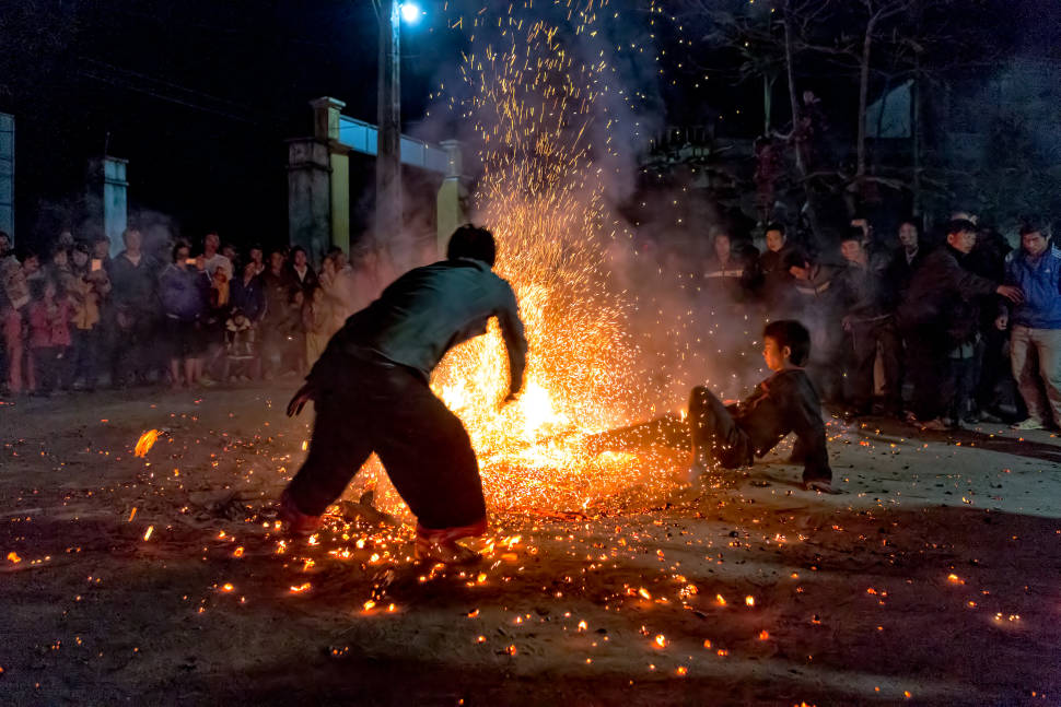 Fire Dancing Festival in Vietnam - Best Time