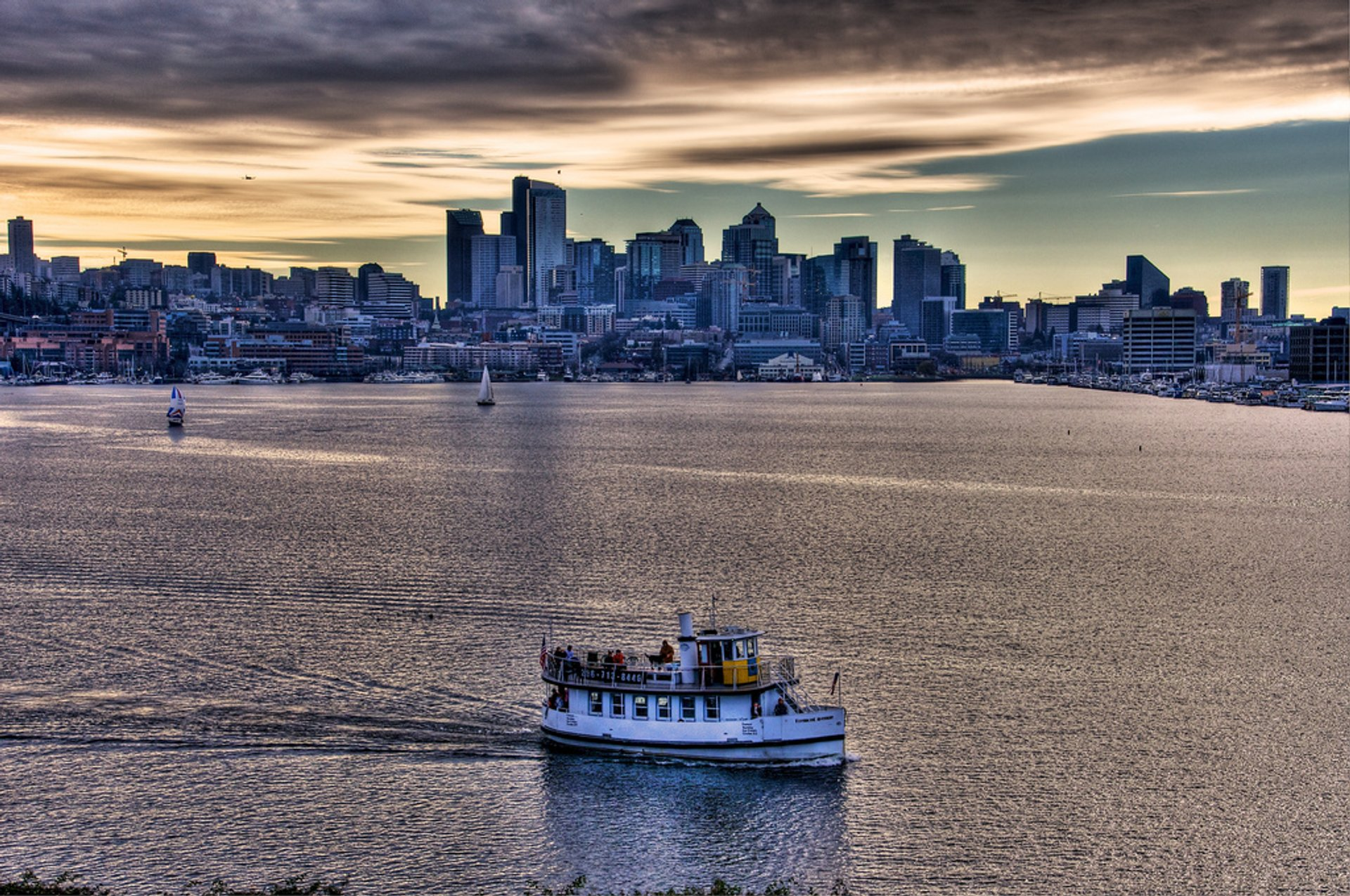 Boating and Cruising in Seattle - Best Season 2019