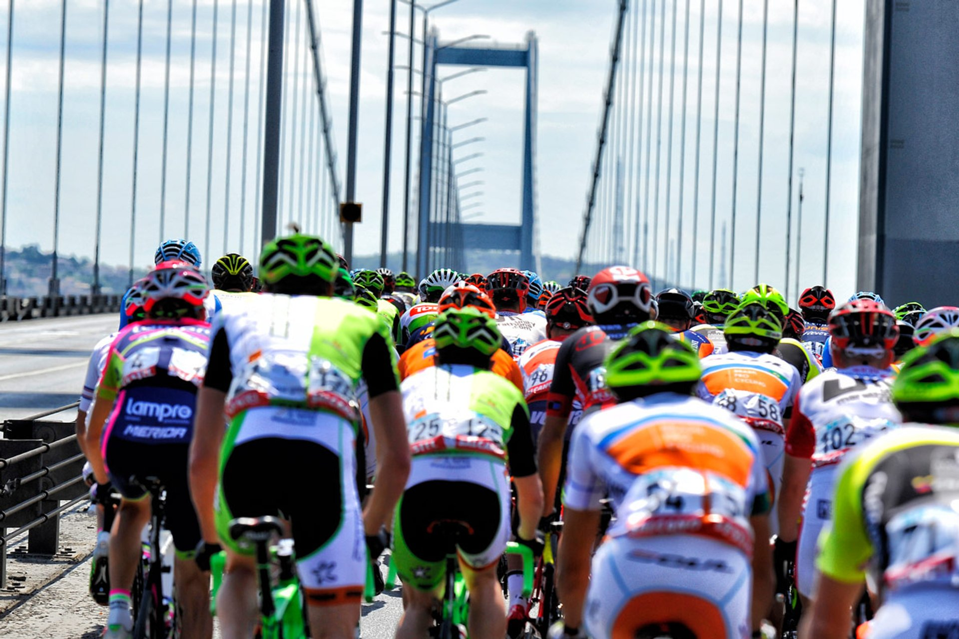 Presidential Cycling Tour of Turkey in Turkey - Best Season