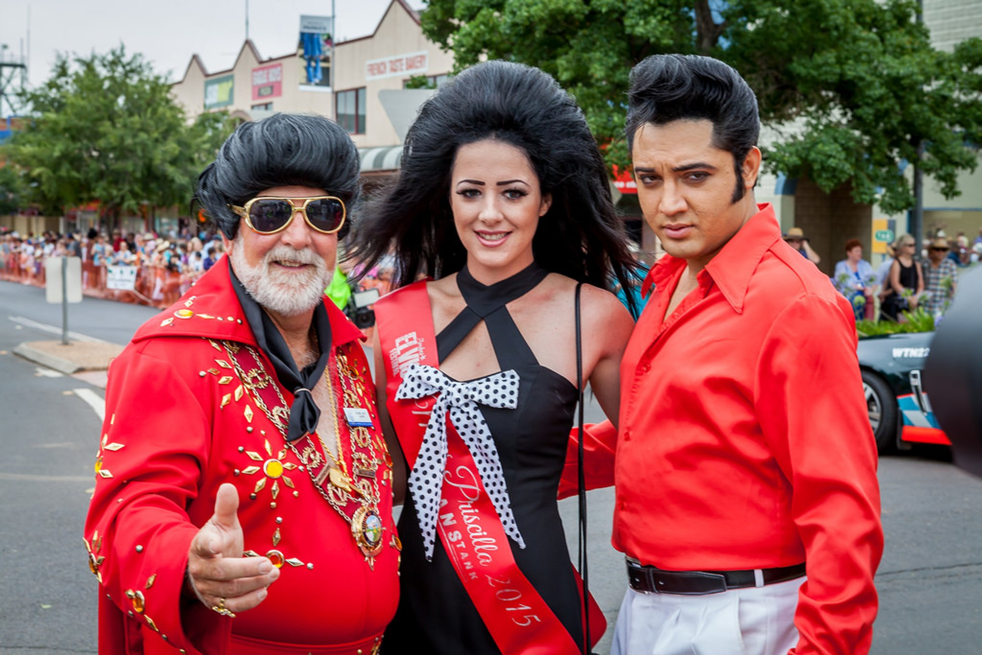 Parkes Elvis Festival in New South Wales - Best Season 2020