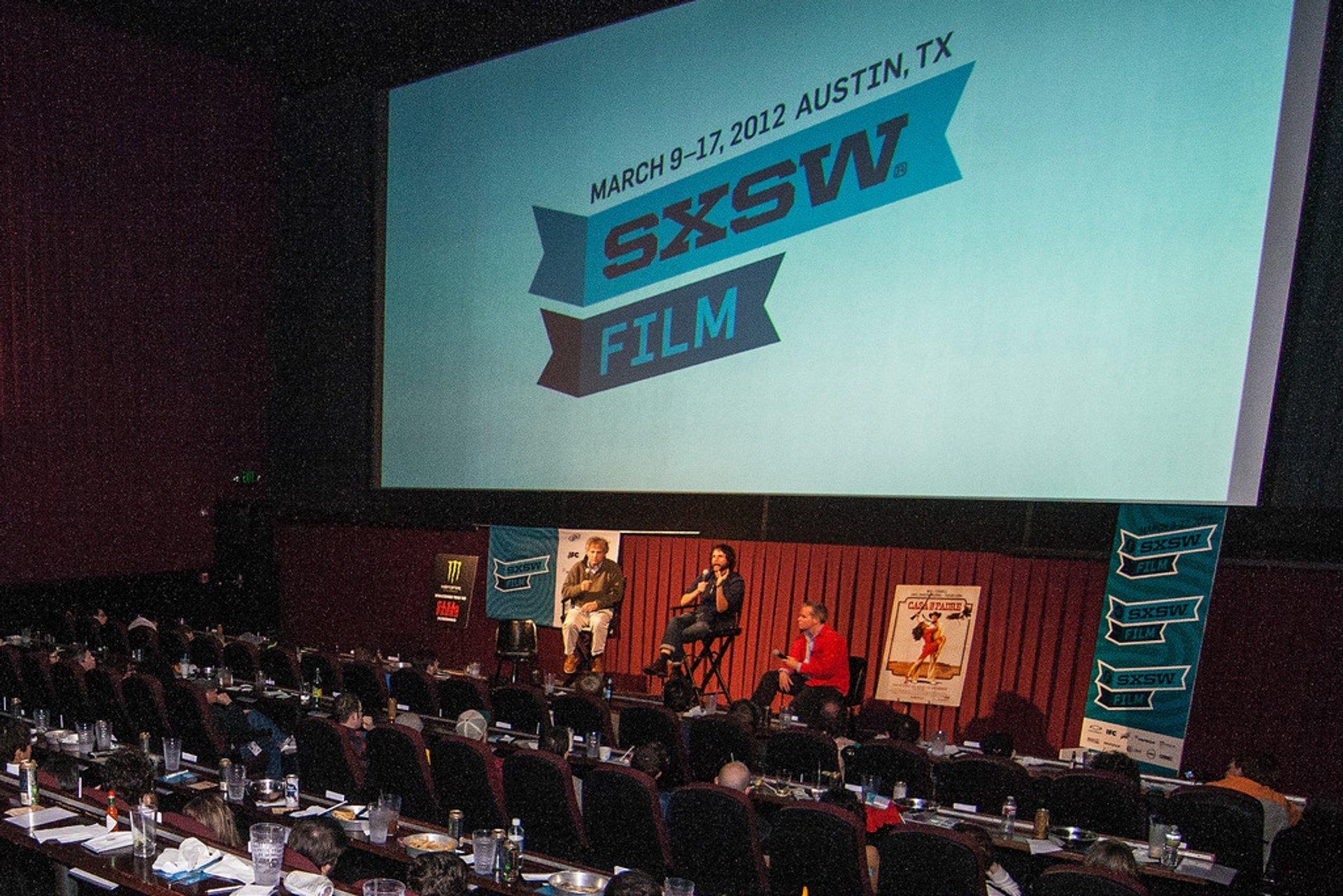 SXSW Film Festival in Texas - Best Time
