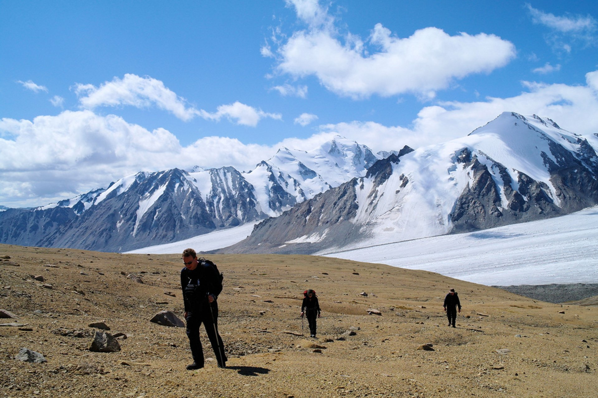 Hiking and Mountaineering in Mongolia - Best Time