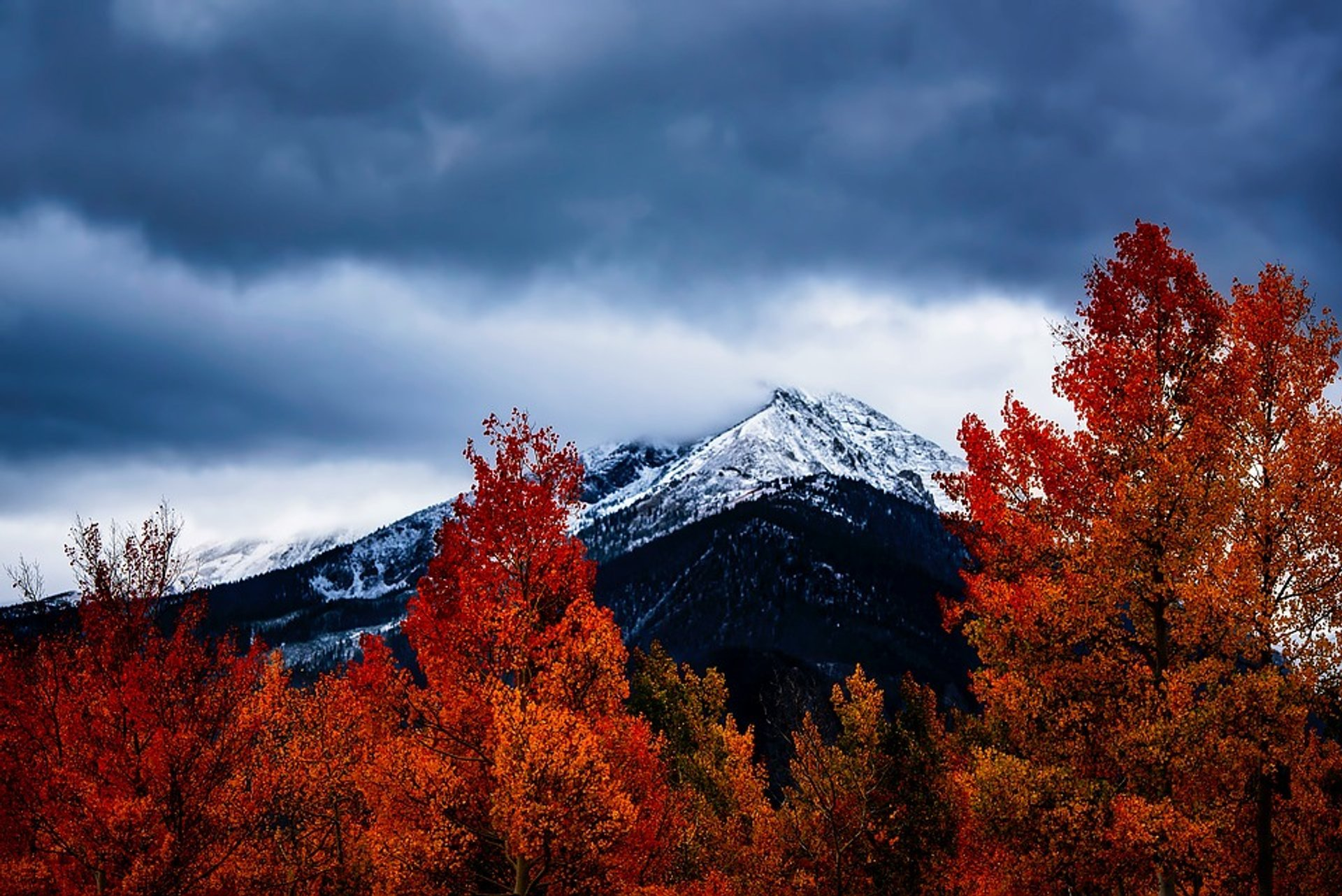 Best Dates For Fall Colors In Colorado 2019 Best Time to See Colorado Fall Colors 2019   When & Where to See
