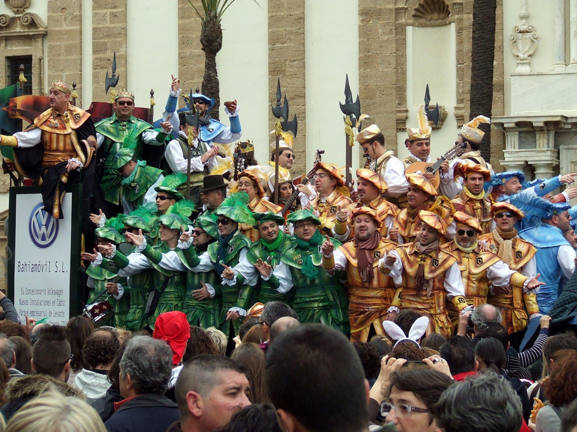 Cádiz Carnival in Spain - Best Season 2019