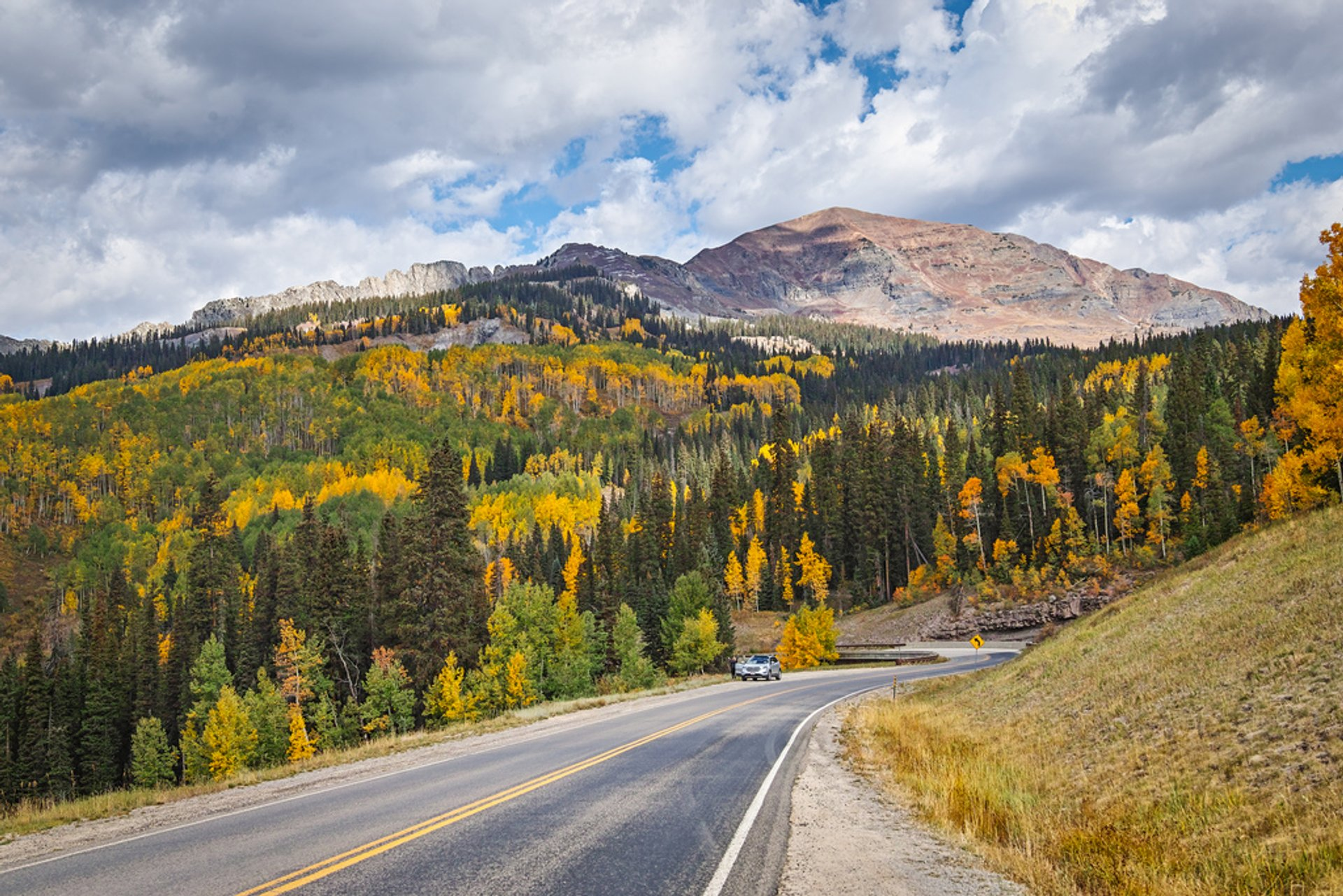 Kebler Pass in Colorado 2019 - Best Time