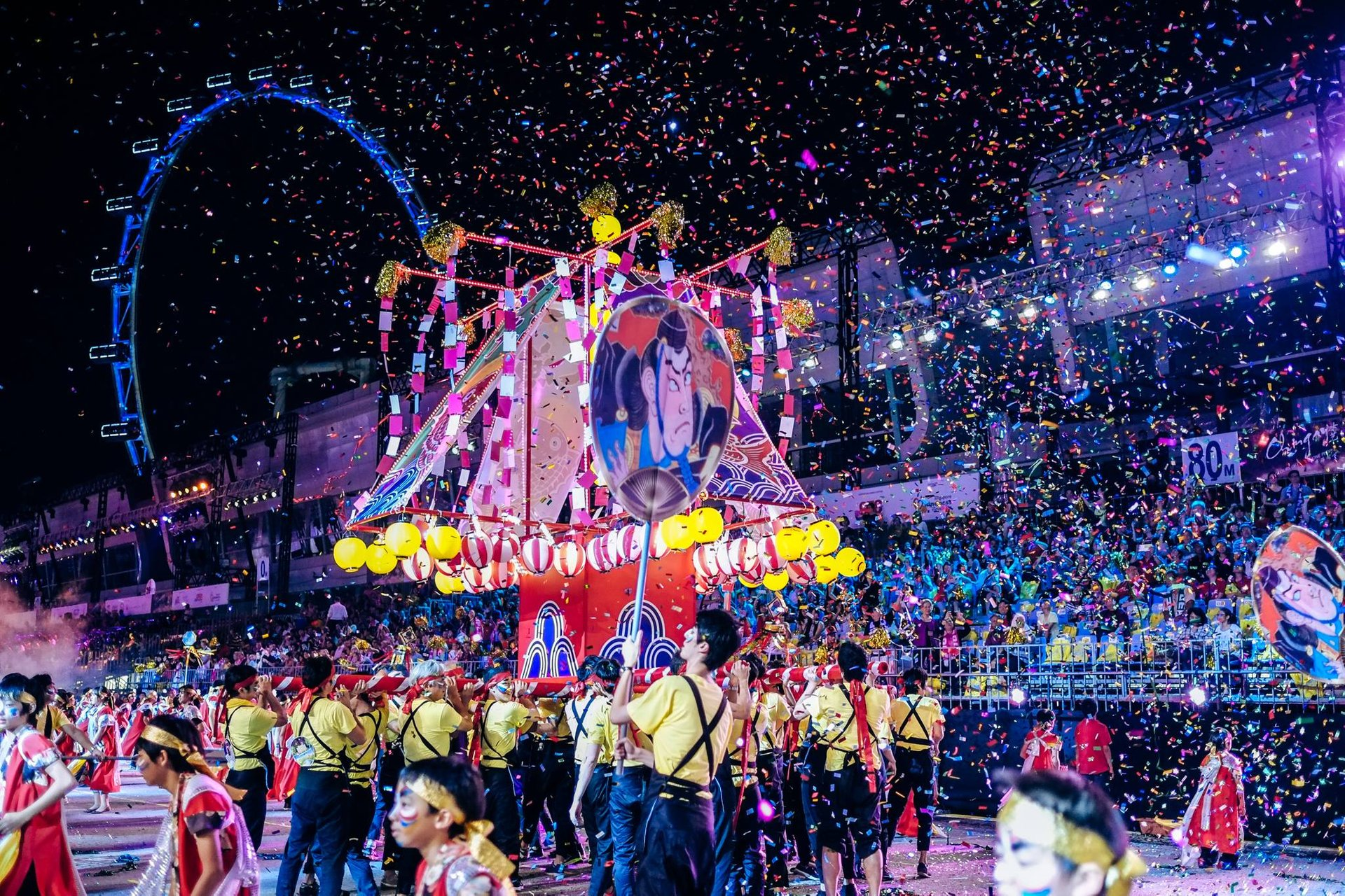 Chingay Parade in Singapore 2020 - Best Time