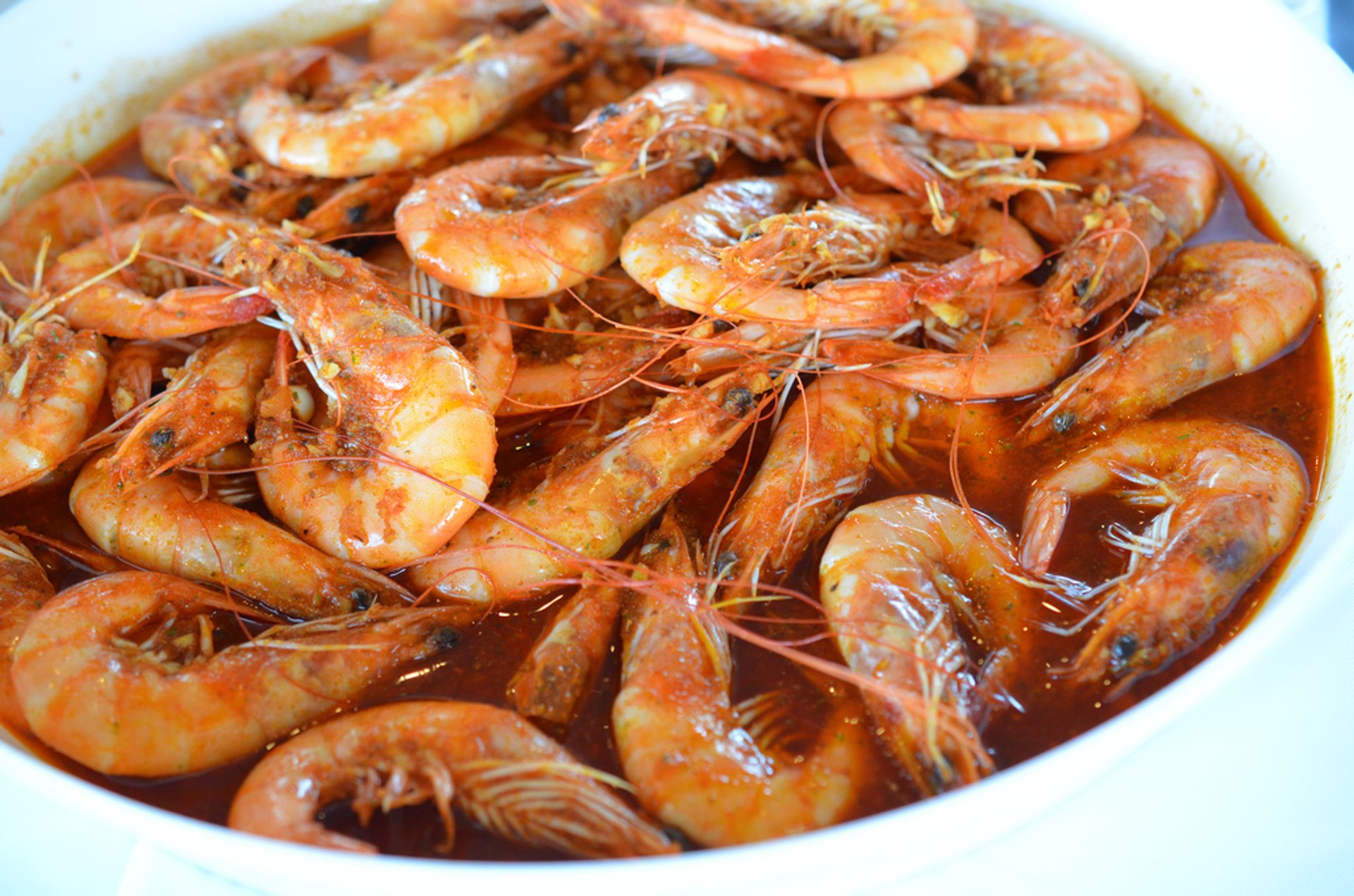 Shrimp Season in Texas 2019 – Rove me