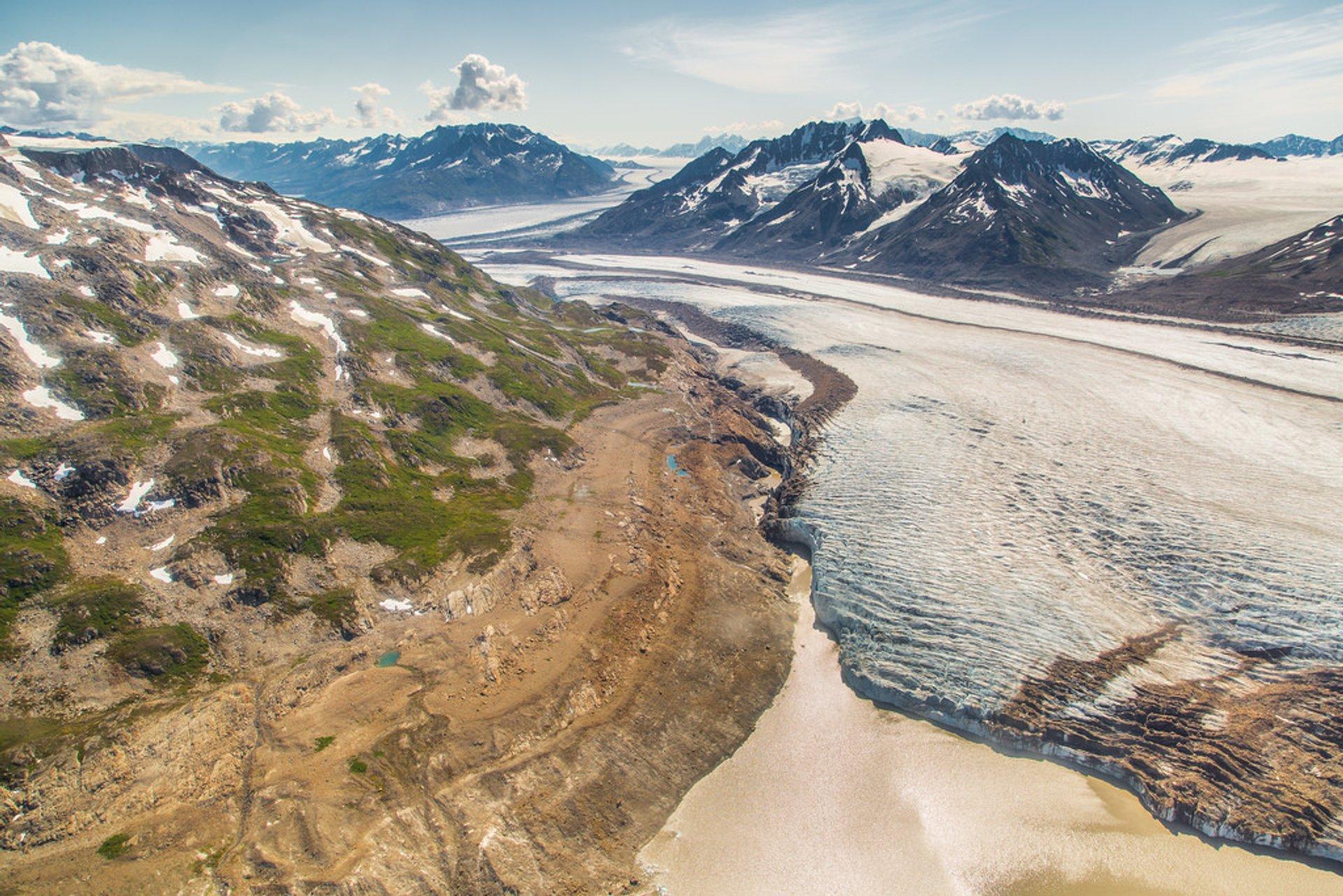 Tana Glacier 2020