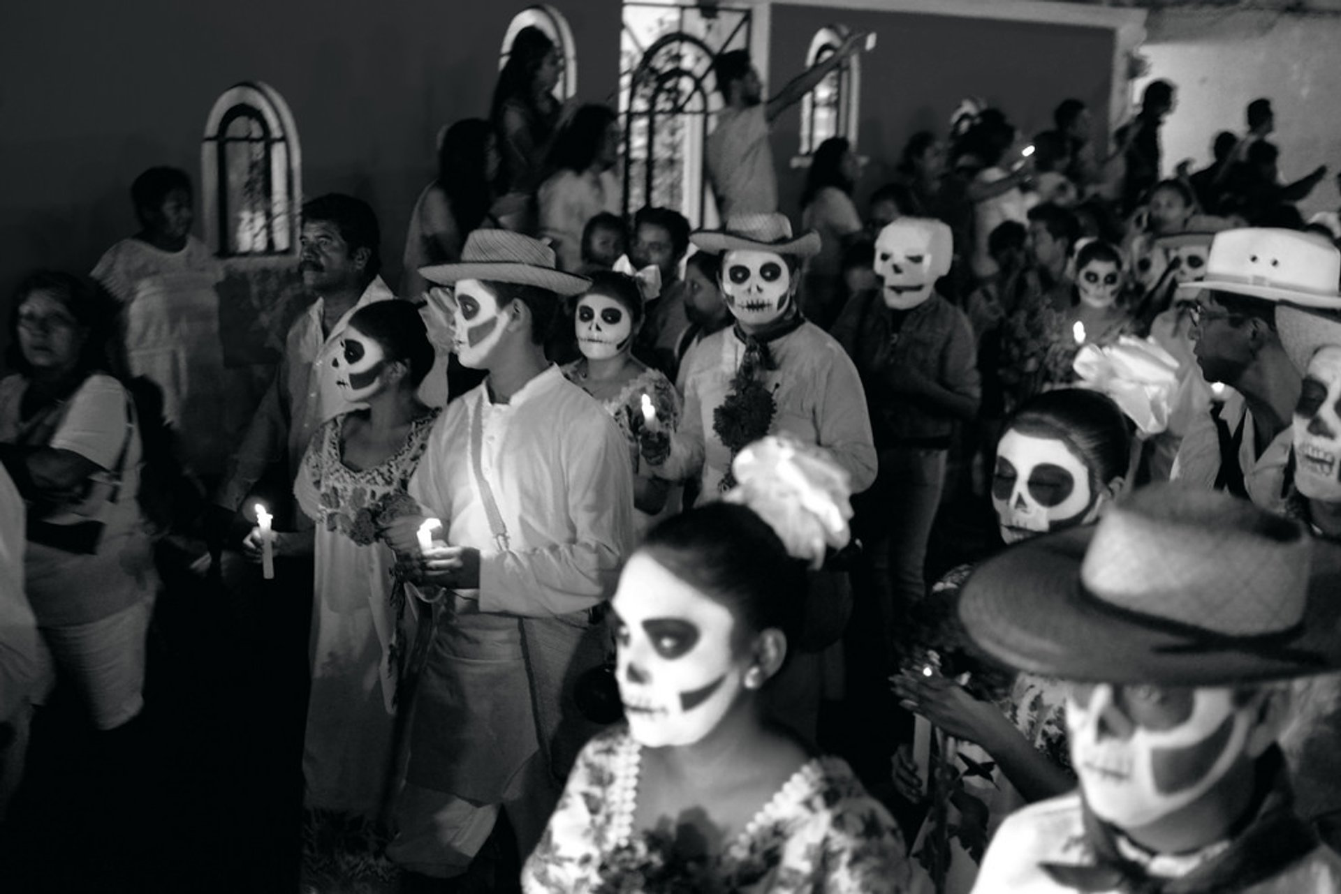 Day of the Dead (Día de los Muertos) in Cancun - Best Season 2020