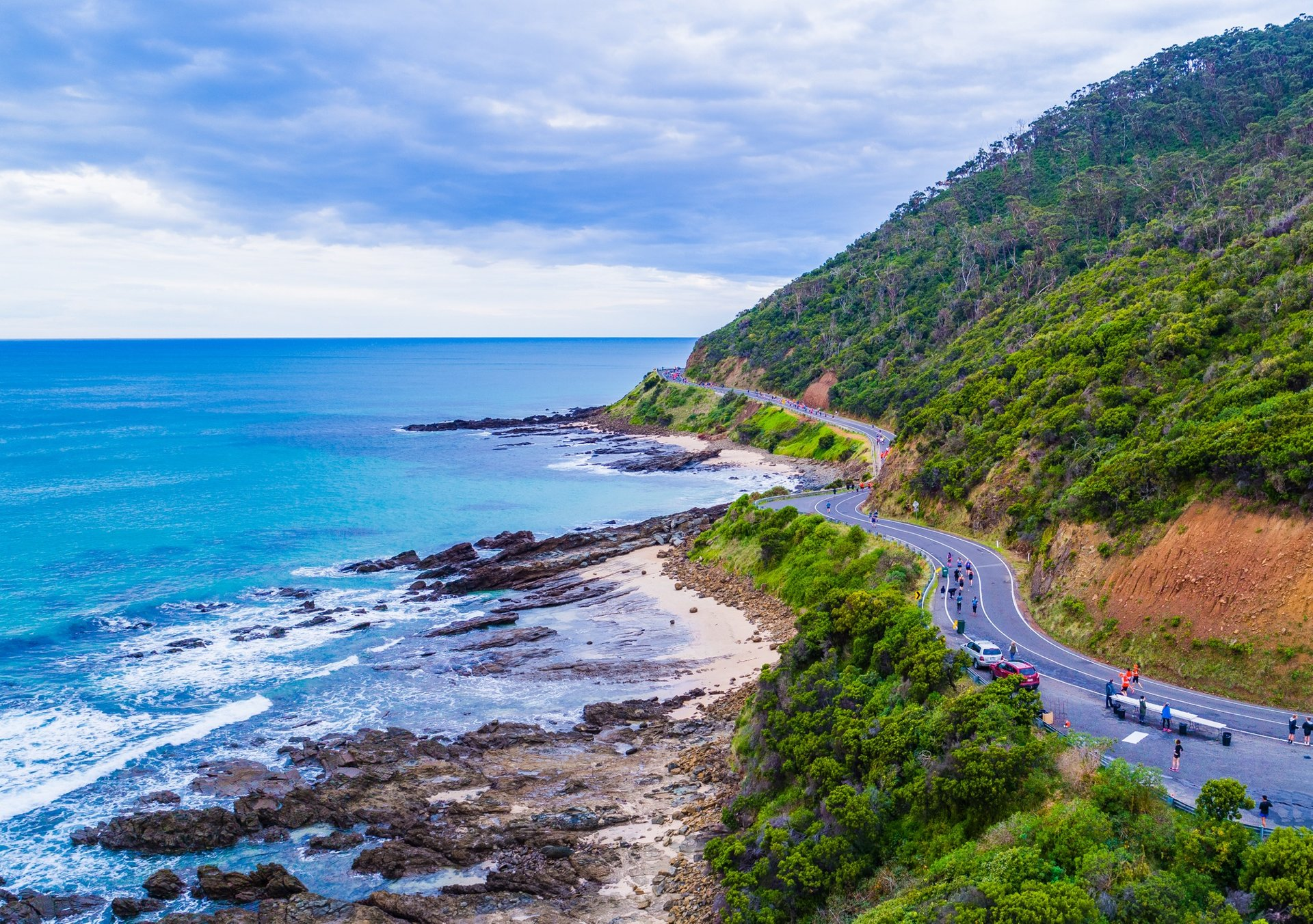 Great Ocean Road Running Festival in Victoria - Best Season 2020