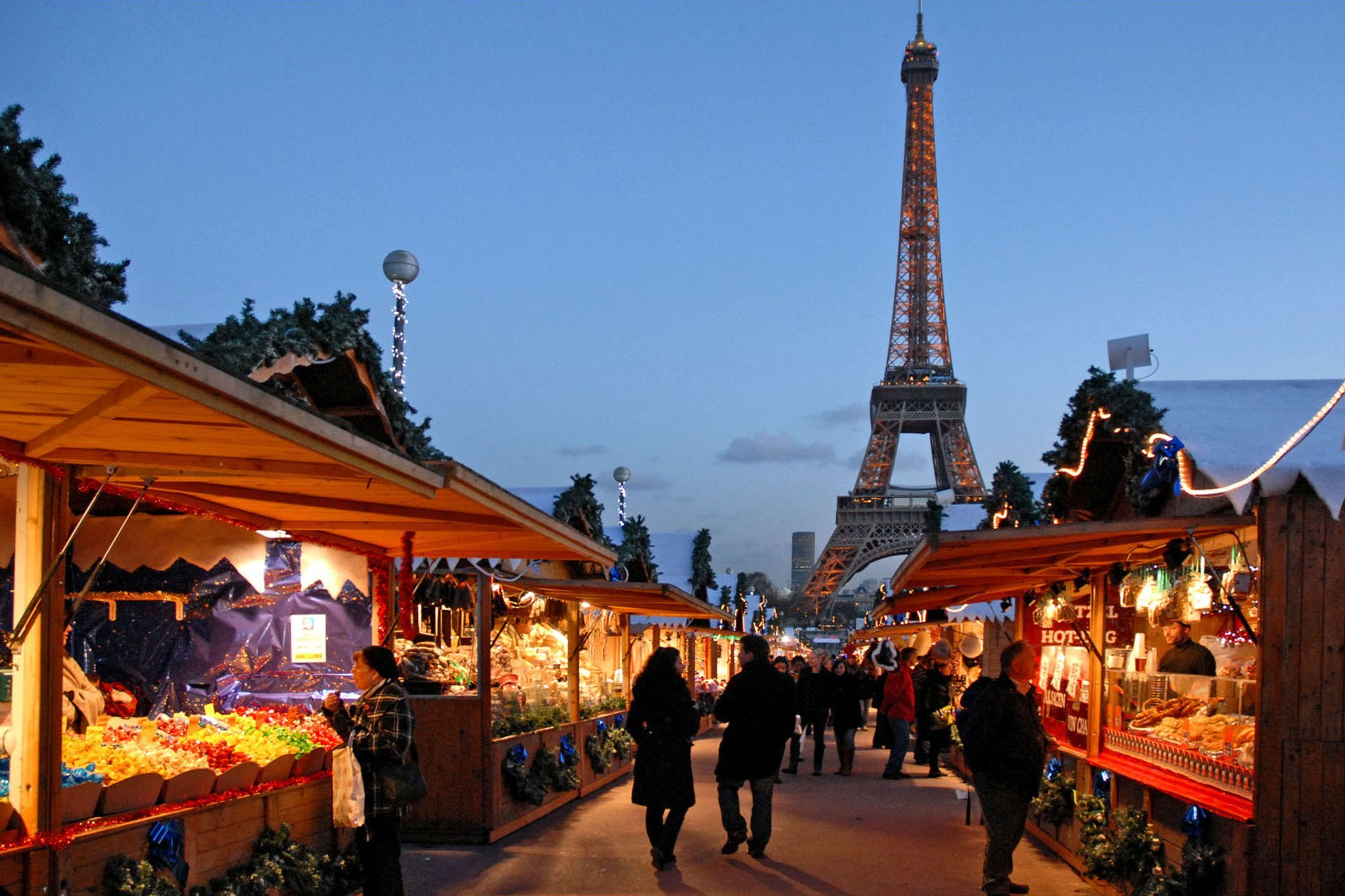 Christmas Markets in Paris 2020 - Best Time