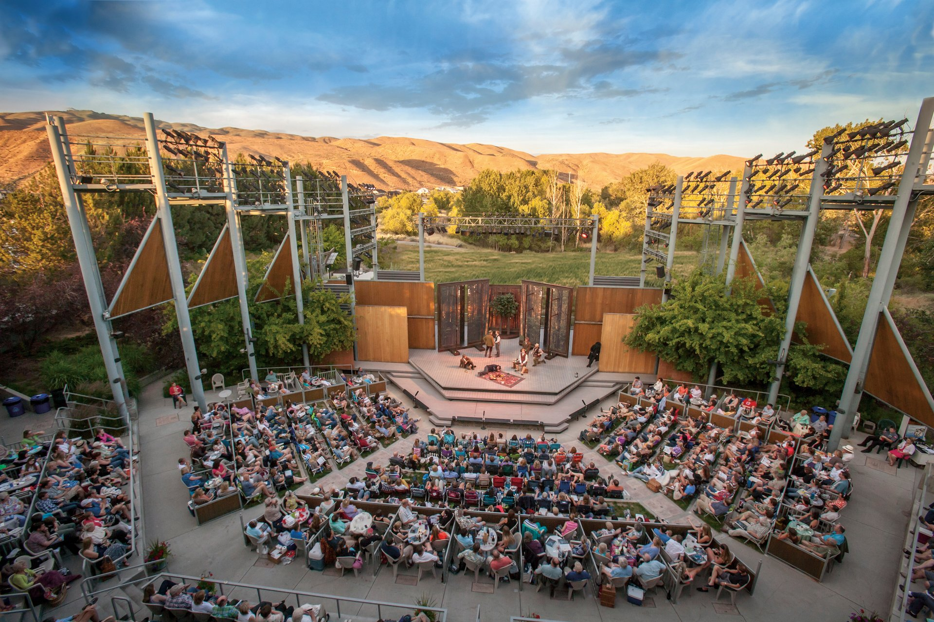 Idaho Shakespeare Festival in Idaho 2020 - Best Time