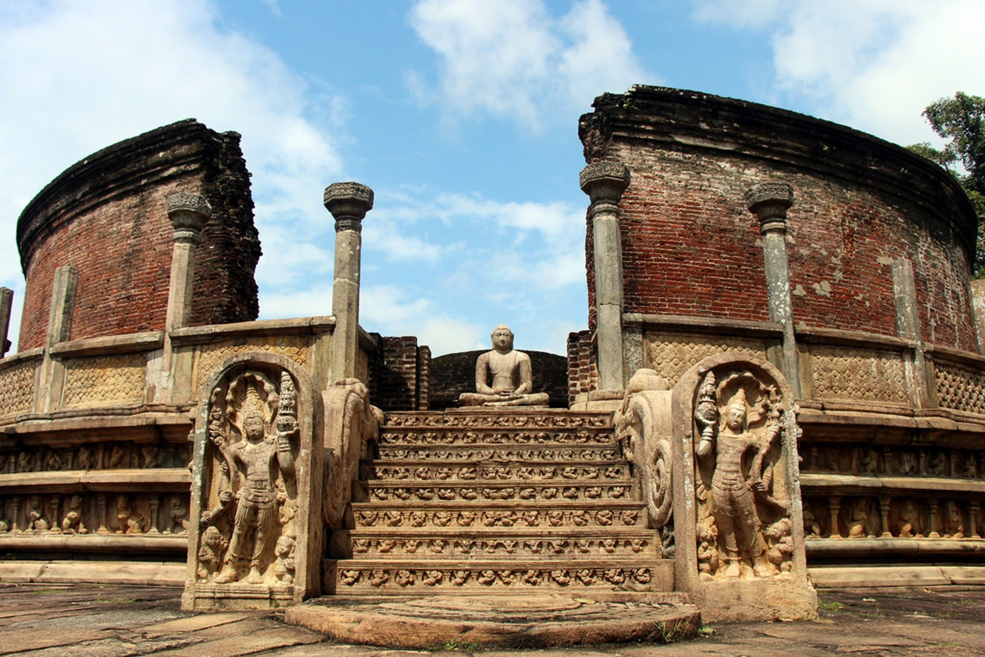 Best time for Polonnaruwa in Sri Lanka 2020