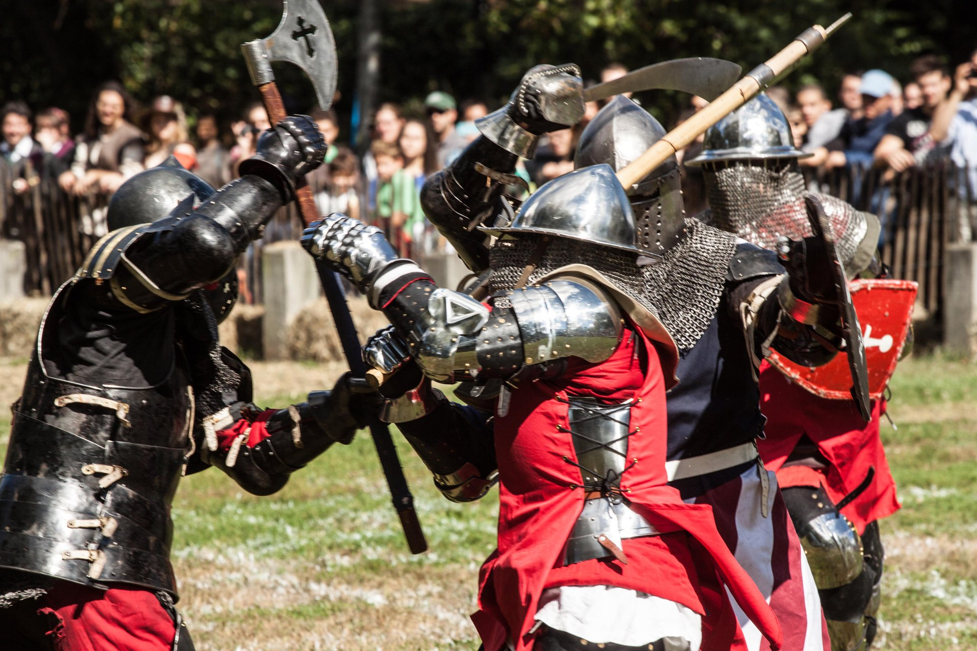 Medieval Festival at Fort Tryon Park in New York 2019 - Best Time
