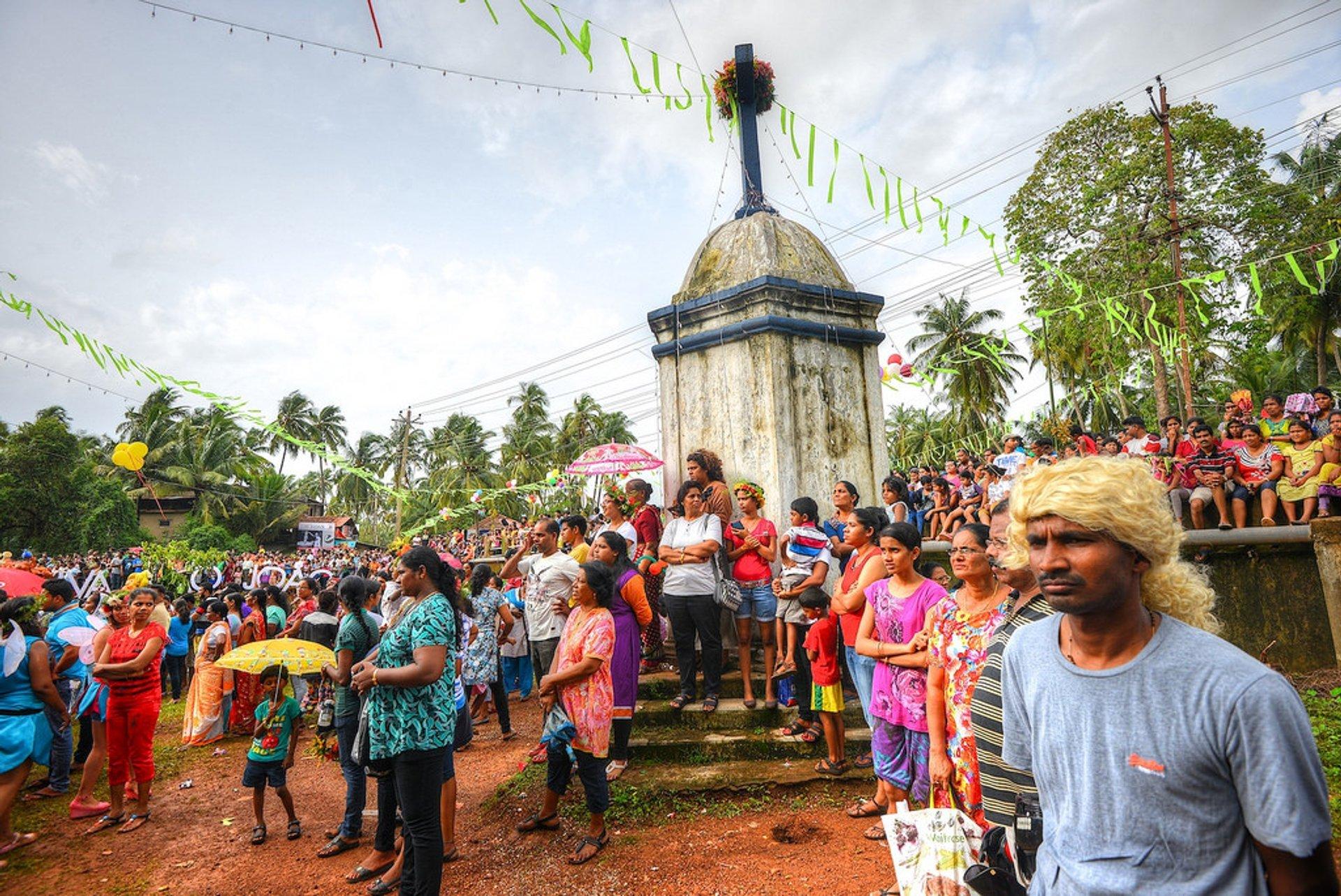 Sao Joao Festival in Goa - Best Season 2019