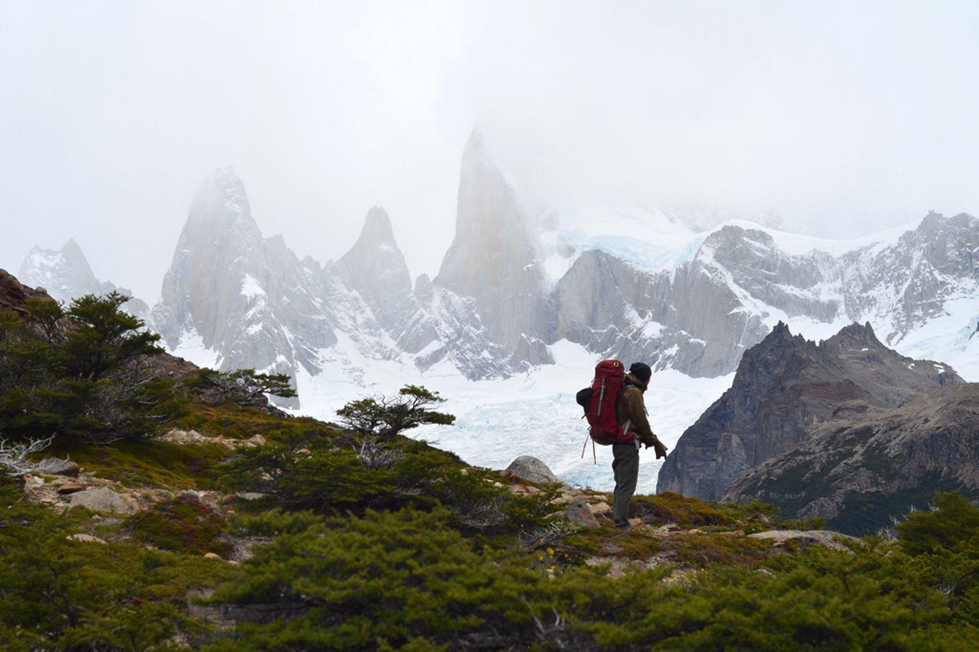 Parque Nacional Los Glaciares 2020