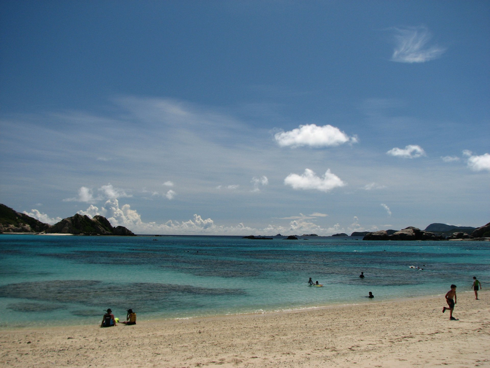 Tokashiki Island, Okinawa Prefecture 2020