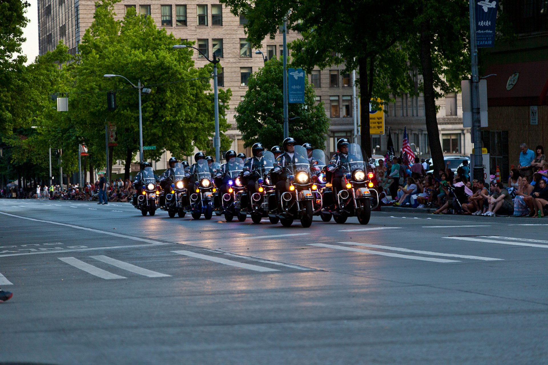 Seafair Torchlight Parade 2019 in Seattle - Dates & Map