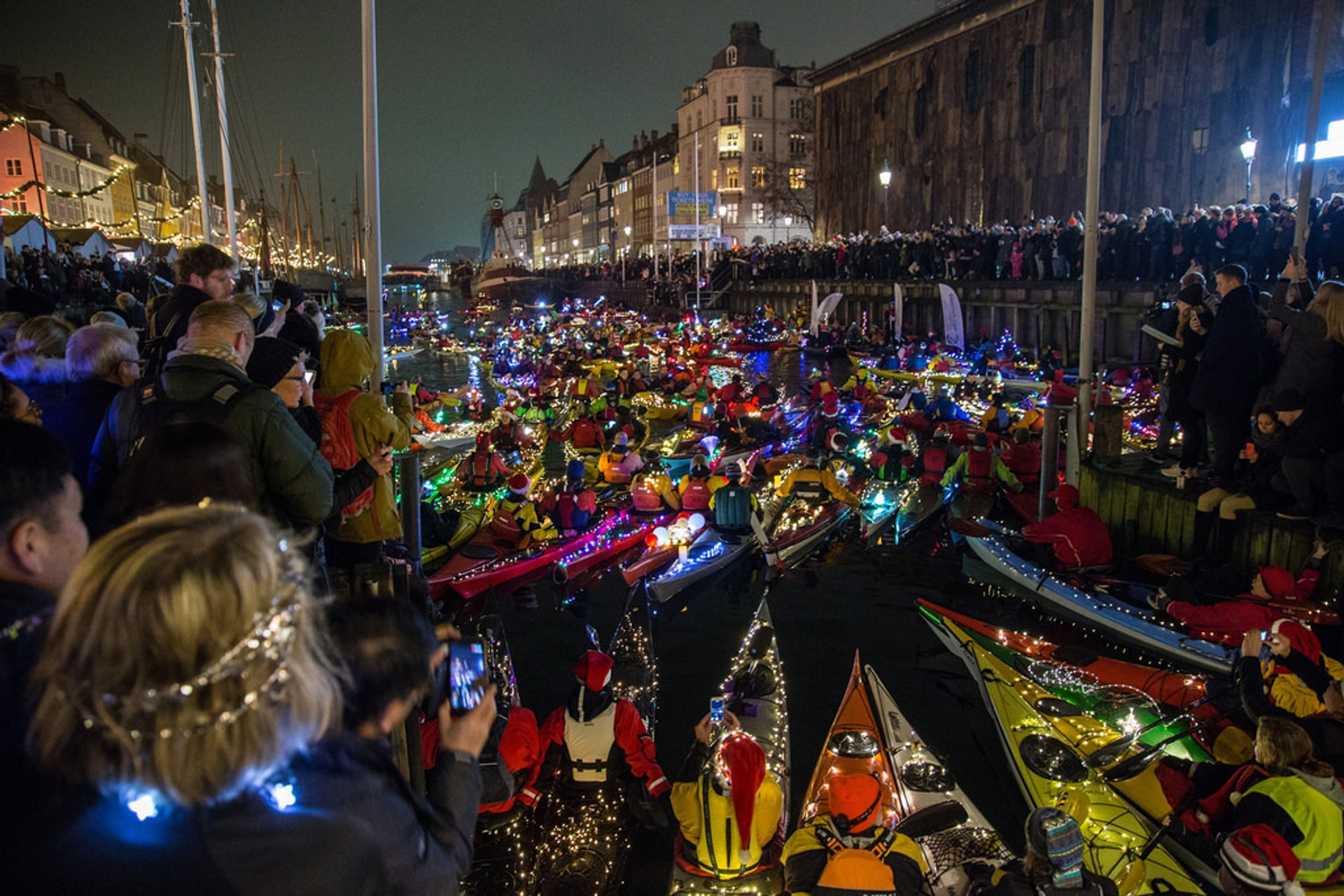 Saint Lucia Day in Copenhagen - Best Season 2020