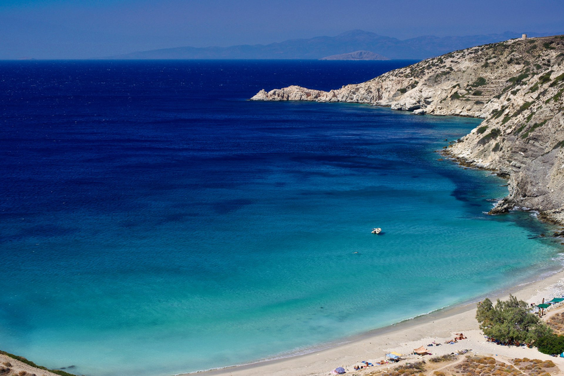 Beach Season in Greece 2019 - Best Time