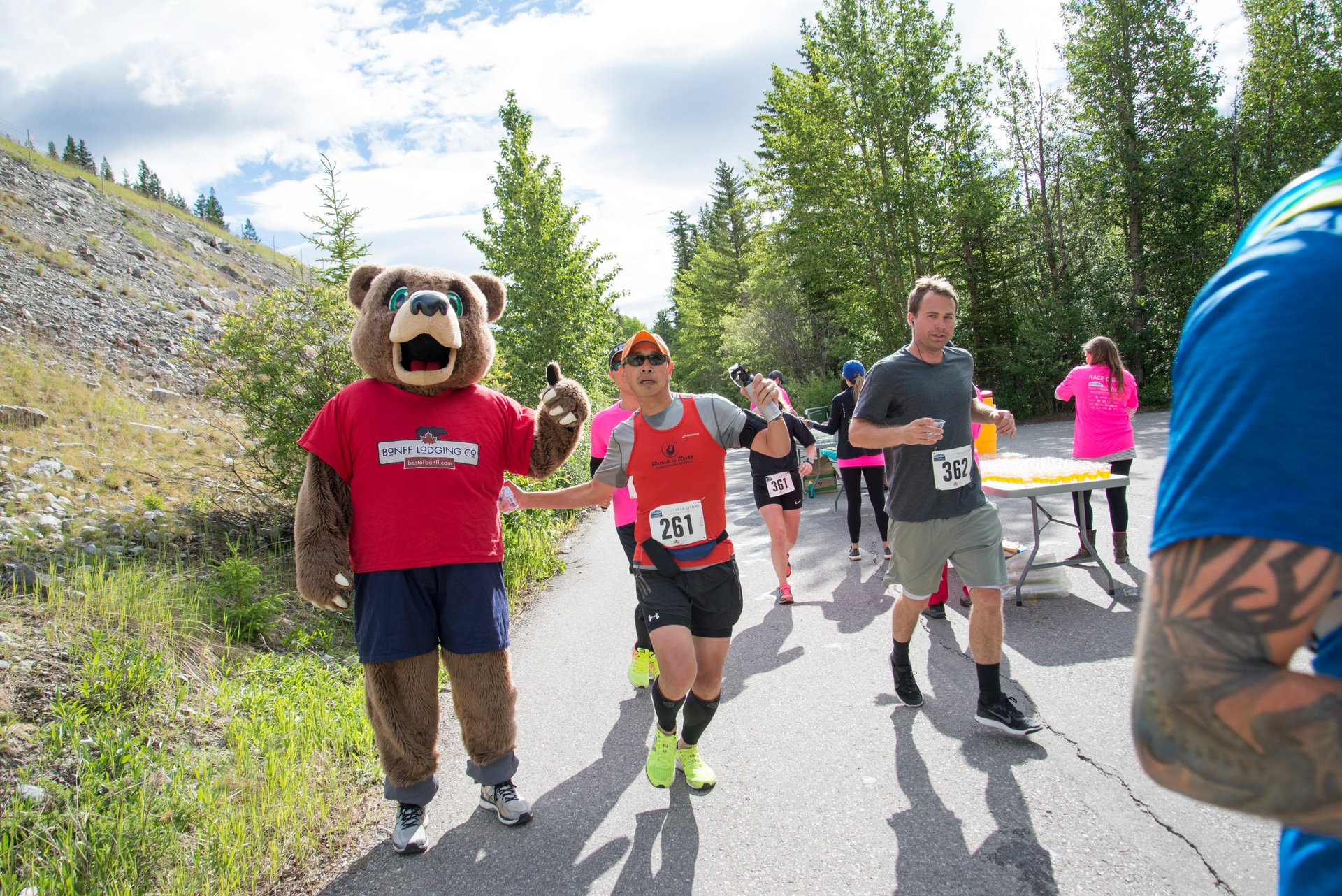 Banff Marathon in Banff & Jasper National Parks - Best Season 2020