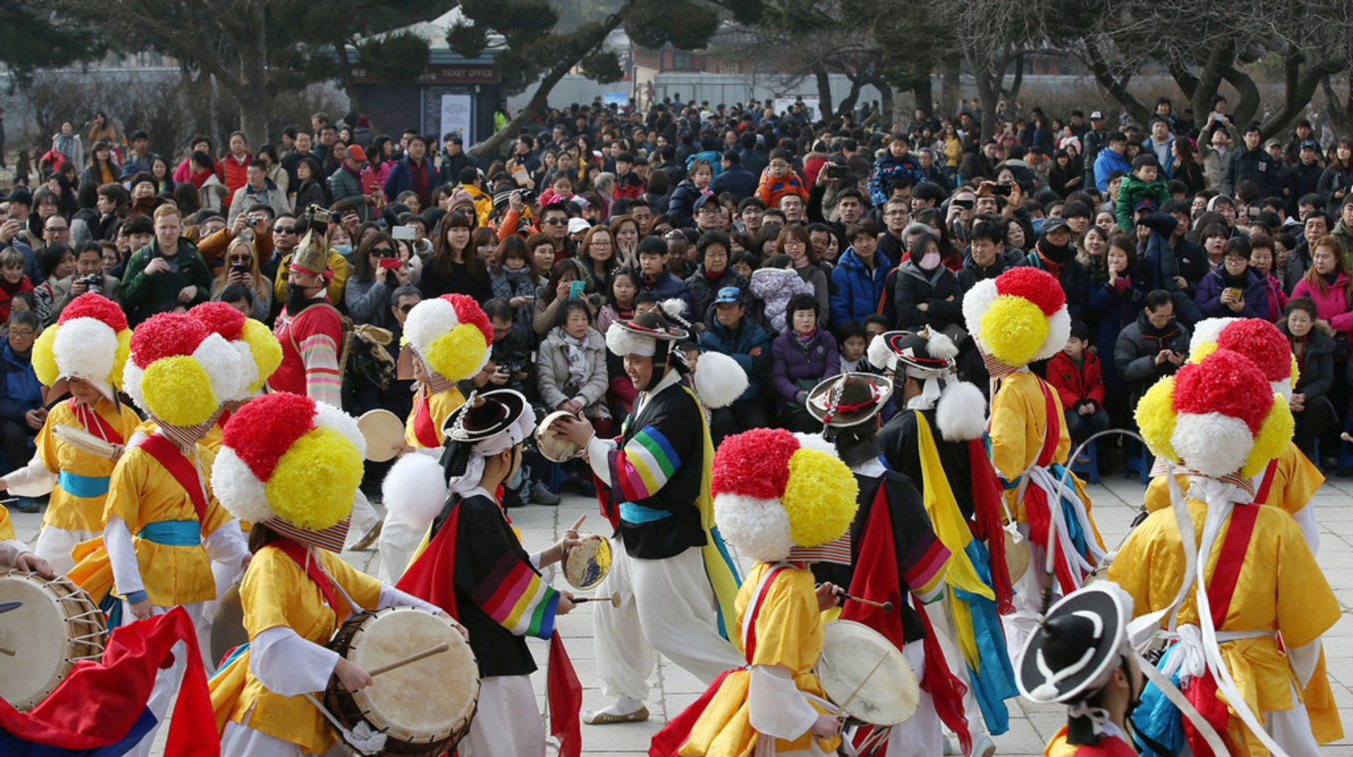Lunar New Year in Seoul 2020 - Best Time