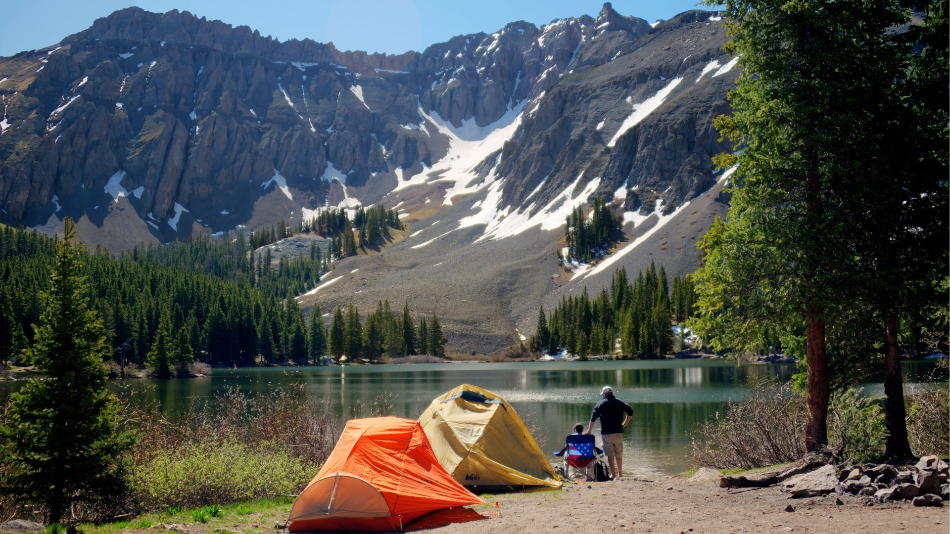Alta Lakes in Colorado 2020 - Best Time