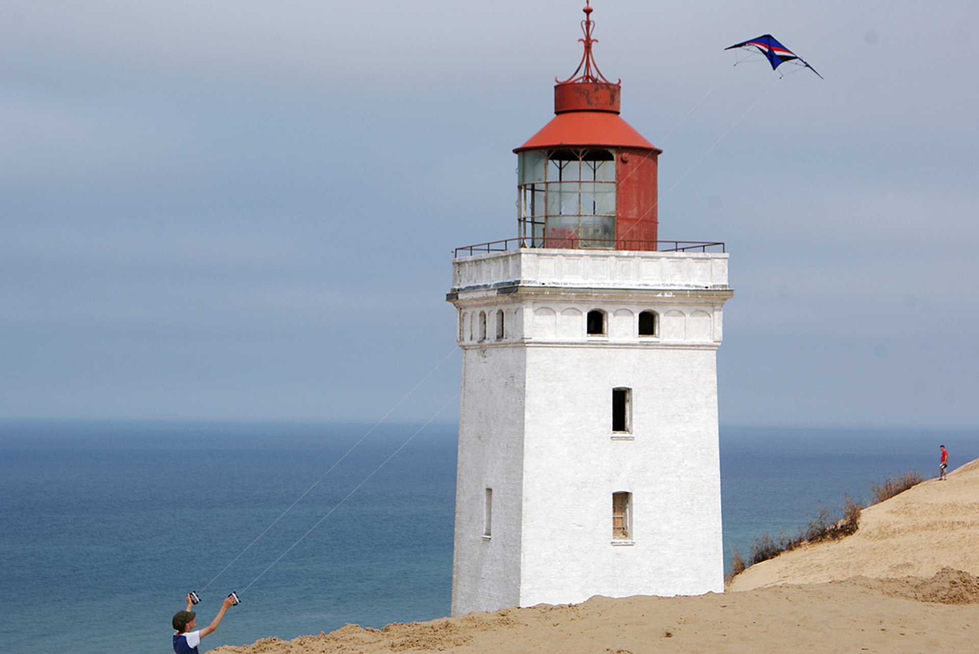 Best time to see Rubjerg Knude Lighthouse in Denmark 2020
