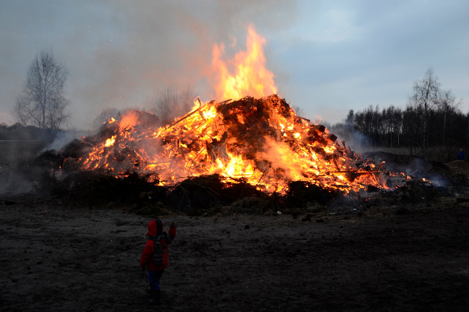 Easter Fires in The Netherlands - Best Season 2020