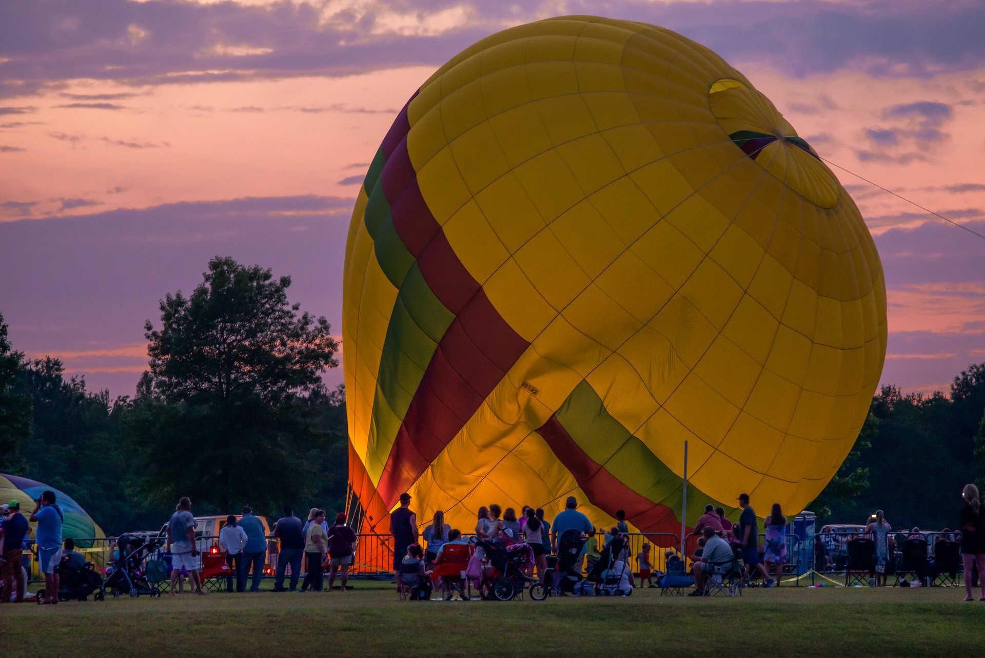 Best time to see Gulf Coast Hot Air Balloon Festival in Alabama 2020