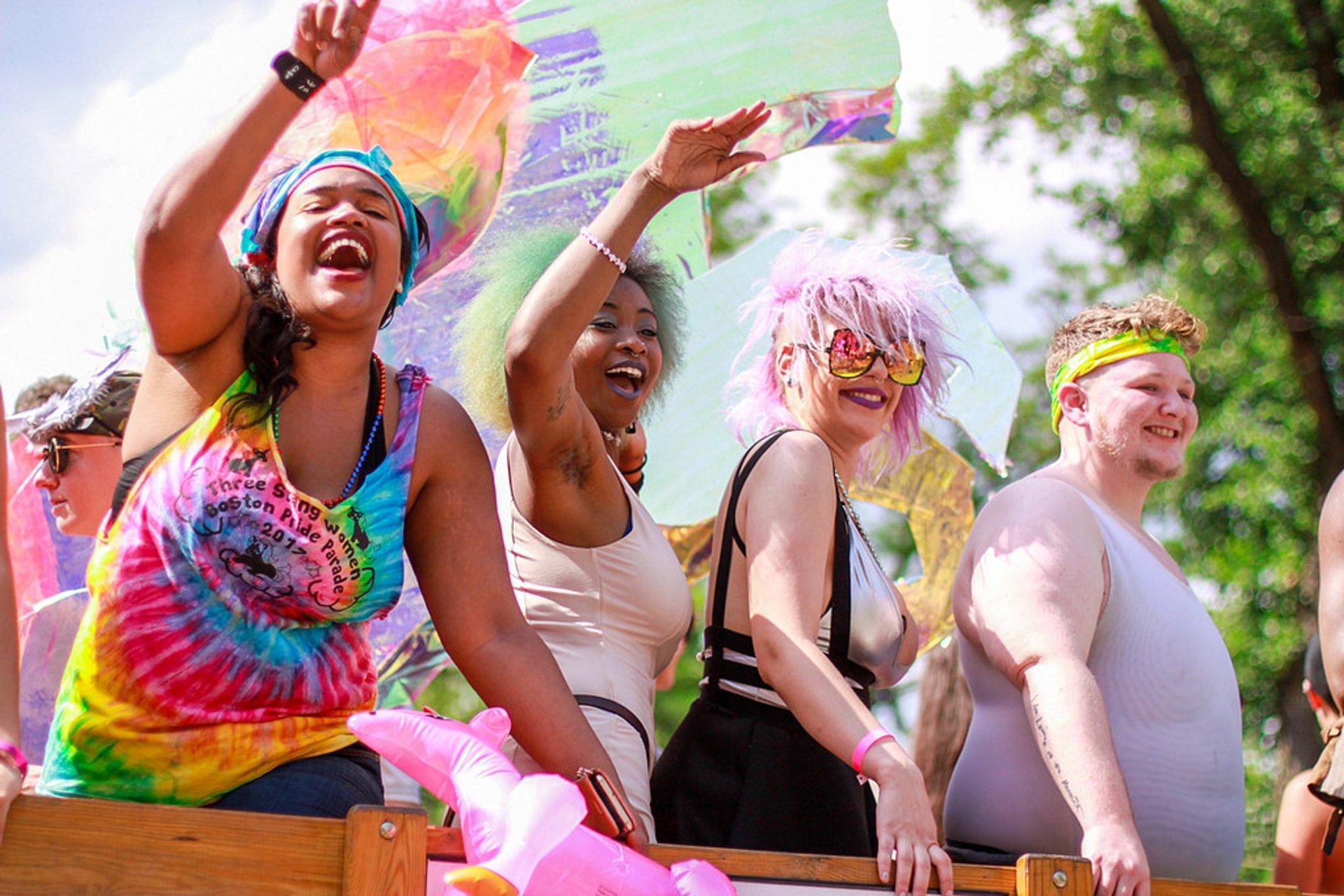 Boston Pride Parade in Boston 2020 - Best Time