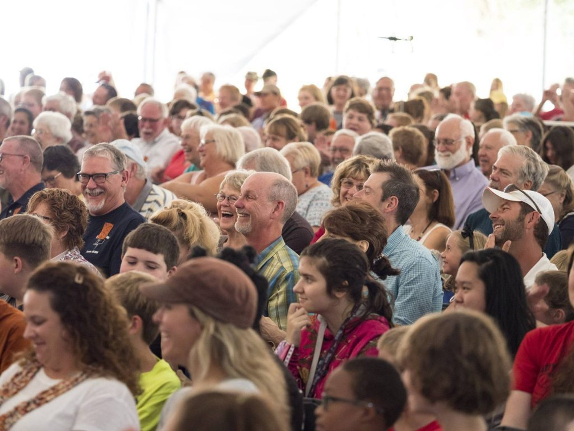 Best time for National Storytelling Festival in Tennessee 2020