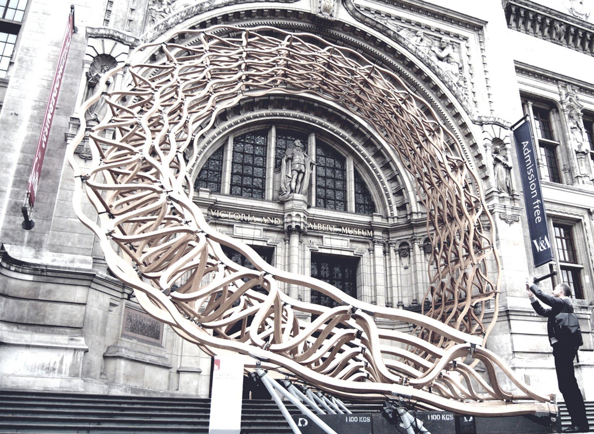 The London Design Festival in London - Best Season 2020