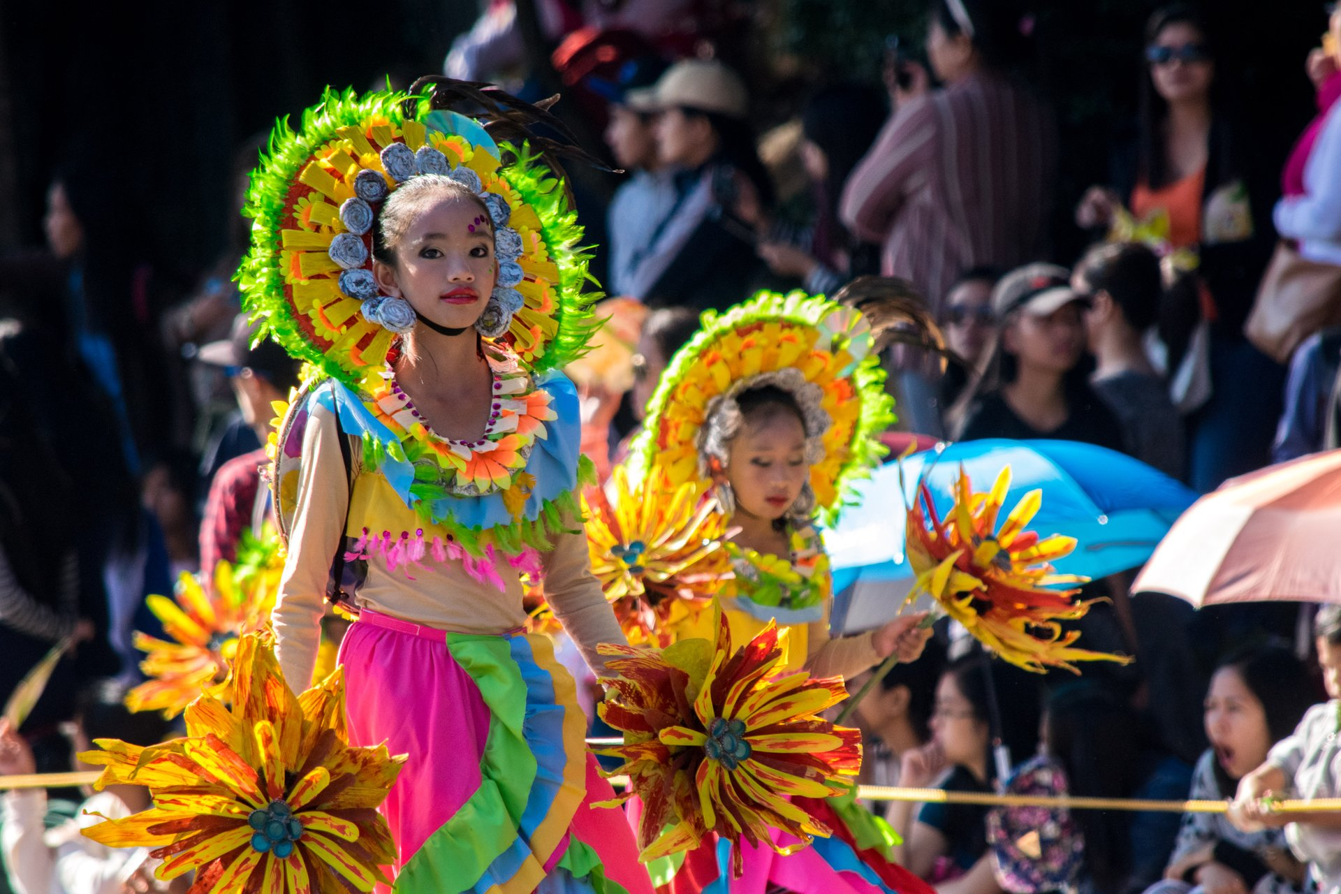 Panagbenga Festival in Philippines - Best Season 2020
