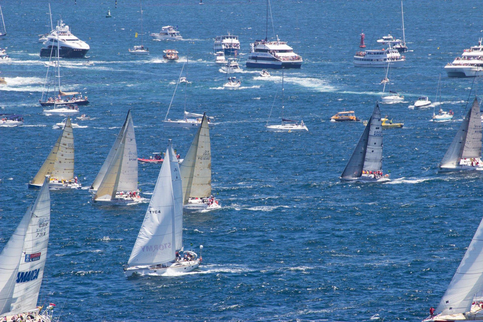 Sydney Hobart Yacht Race 2019