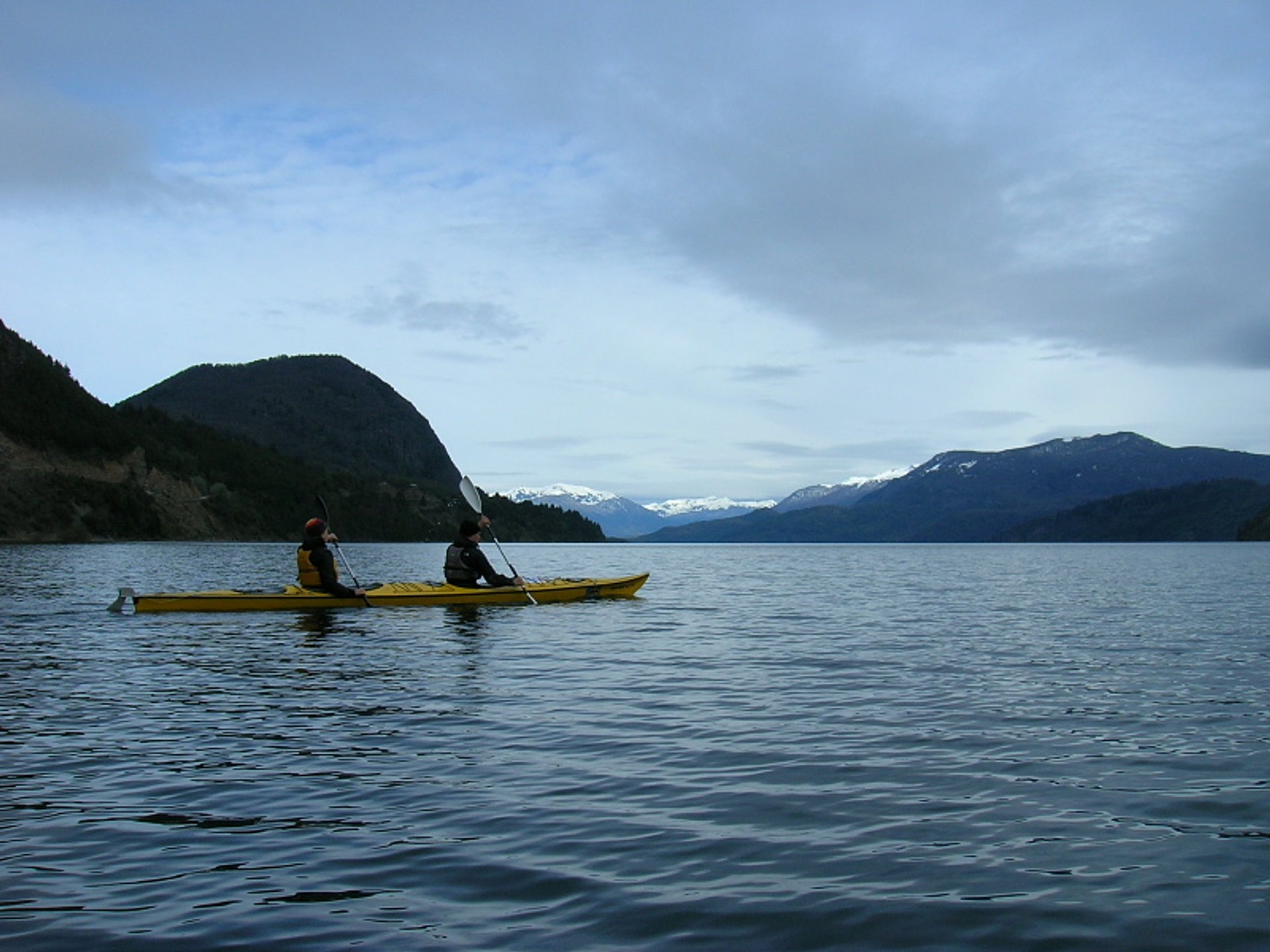 Kayaking and Canoeing in Chile - Best Season 2020