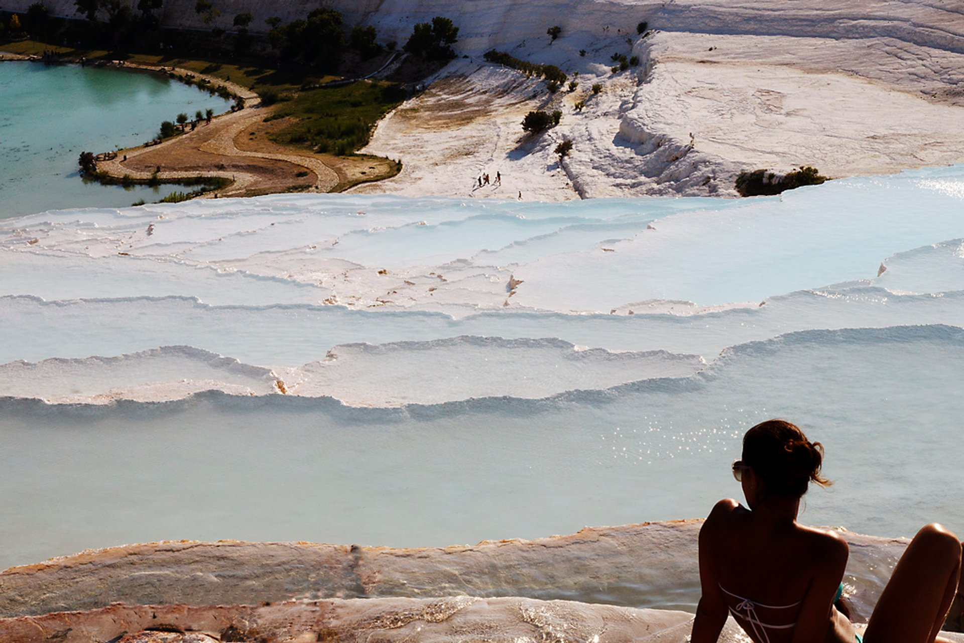 Pamukkale (Hierapolis) Thermal Pools in Turkey - Best Season 2020