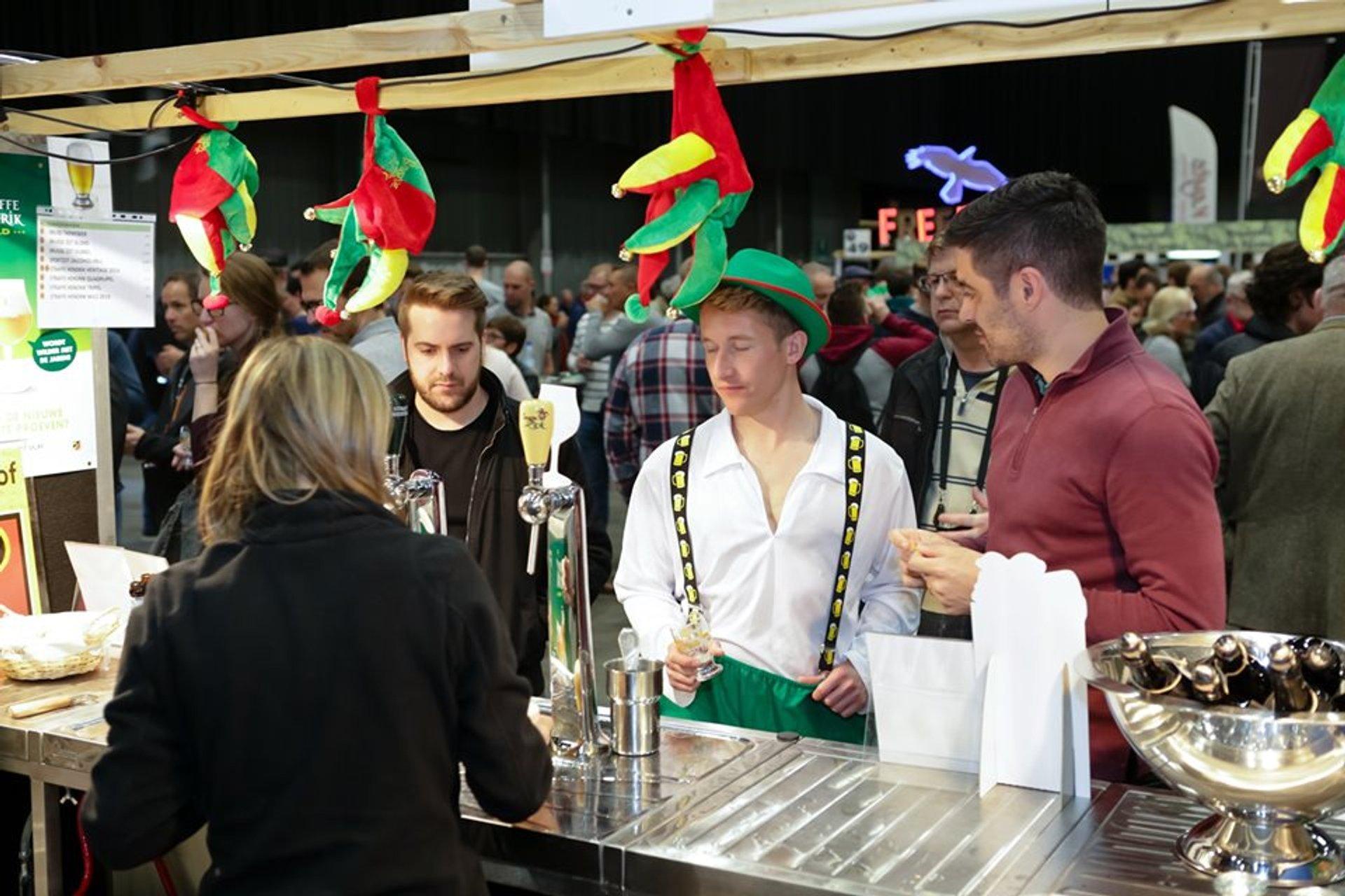 Best time for Zythos Beer Festival 2020