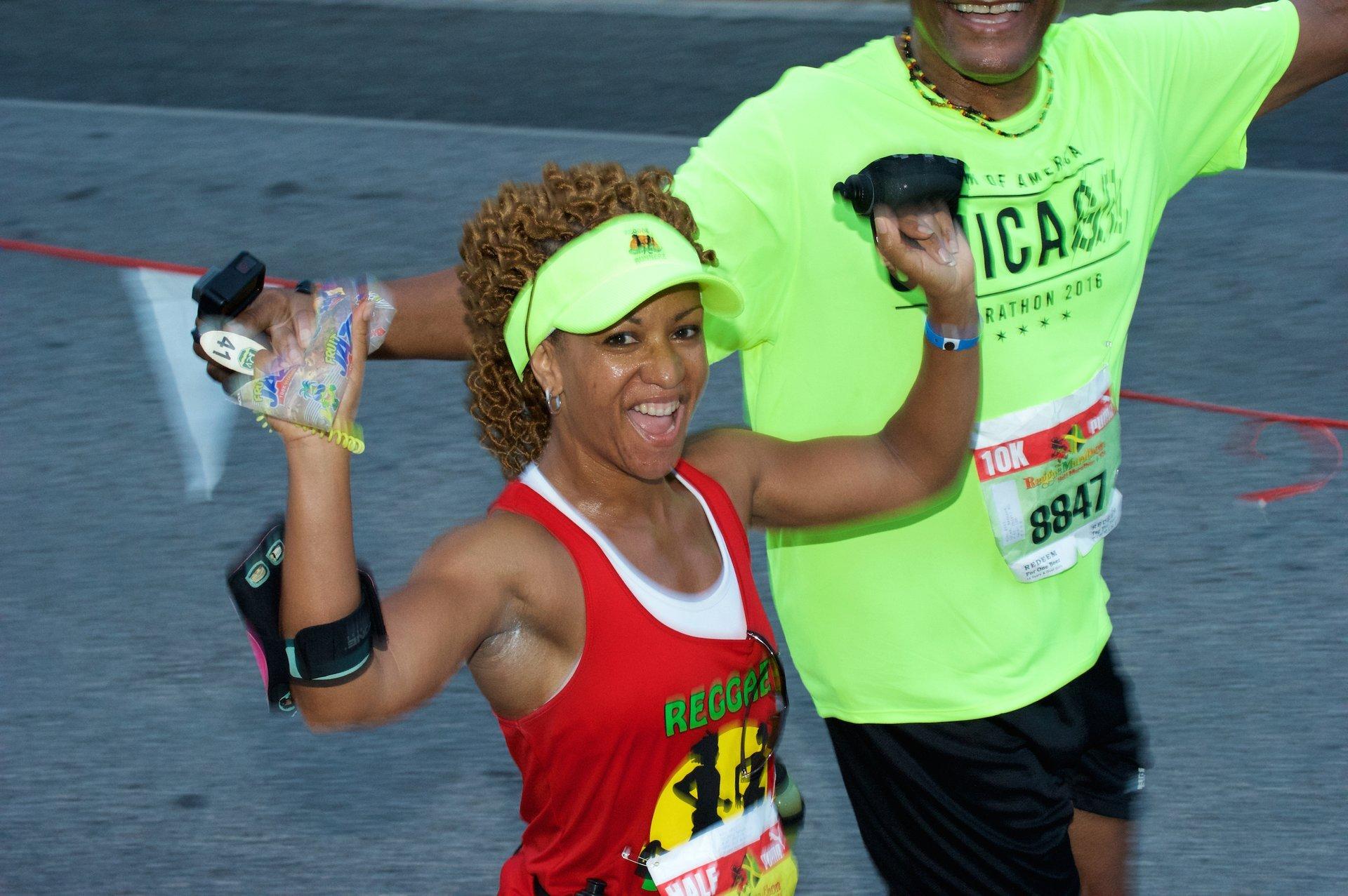 Reggae Marathon in Negril in Jamaica - Best Season 2020