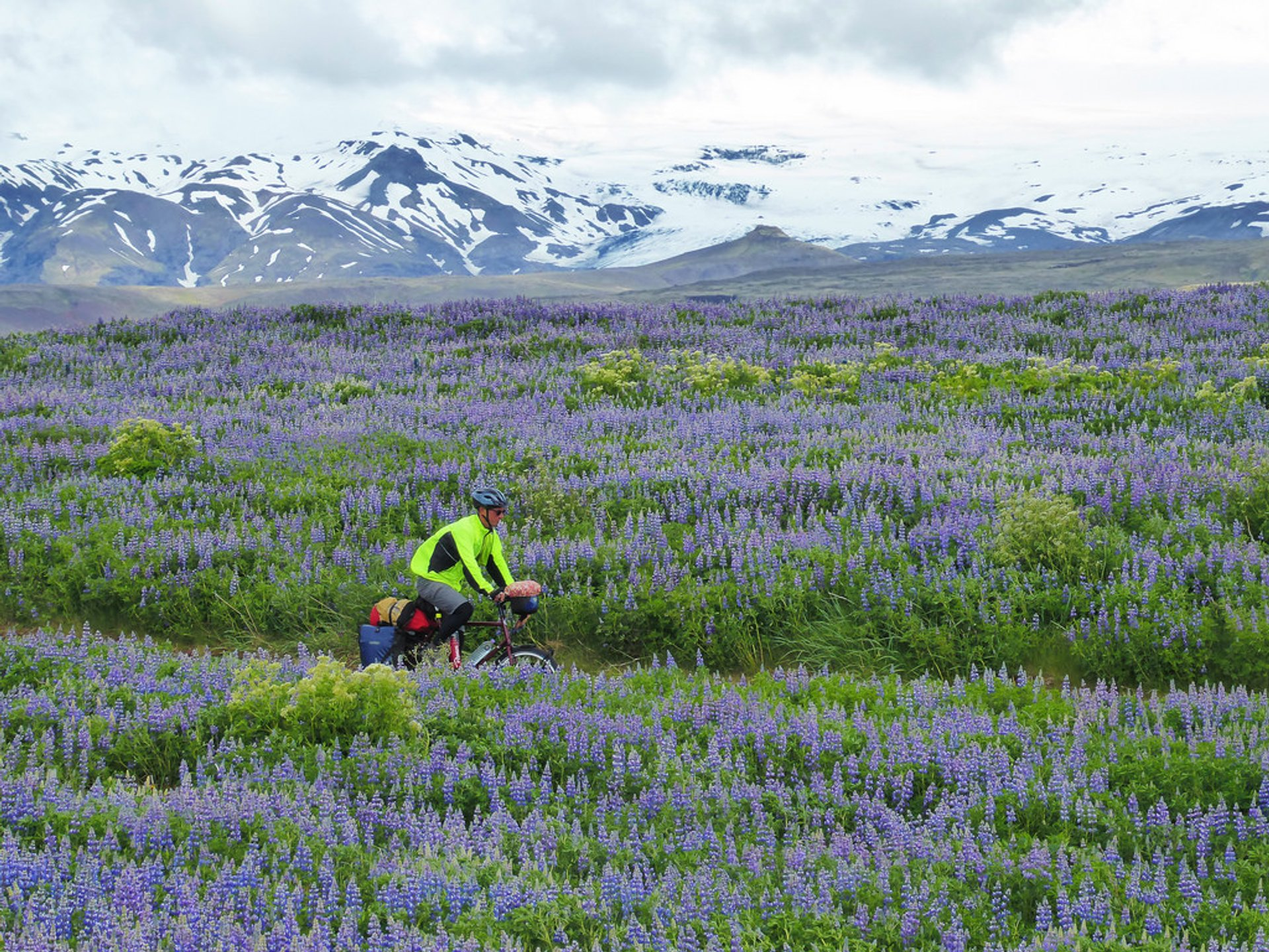 Cycling in Iceland - Best Season 2019