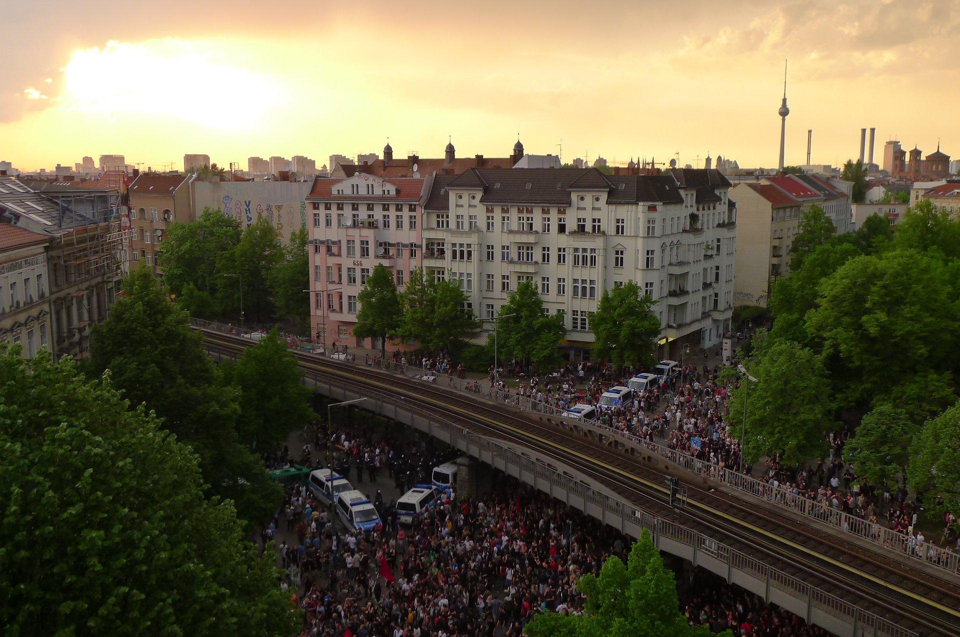 May Day in Berlin - Best Season 2020