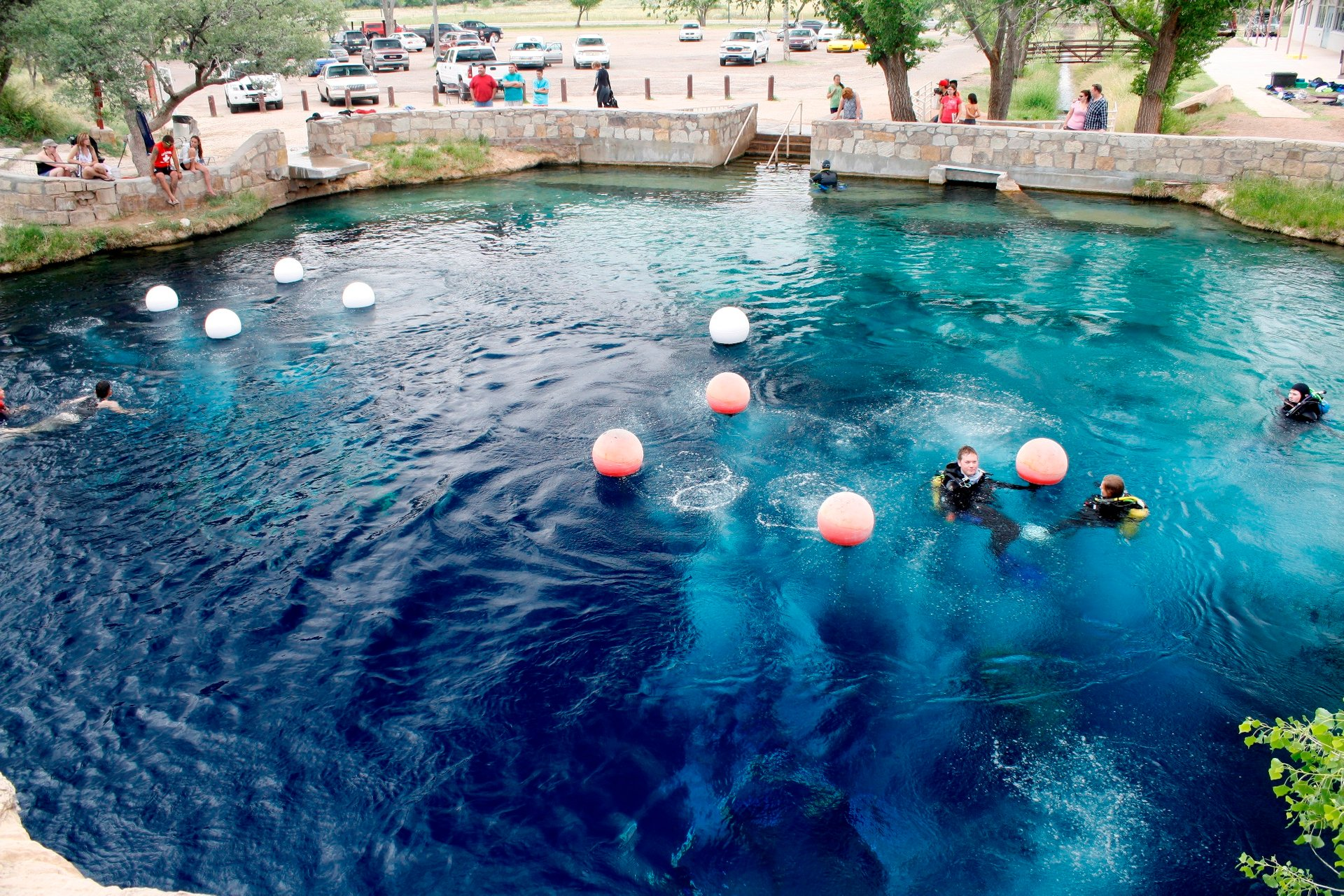 Santa Rosa Blue Hole in New Mexico 2020 - Best Time