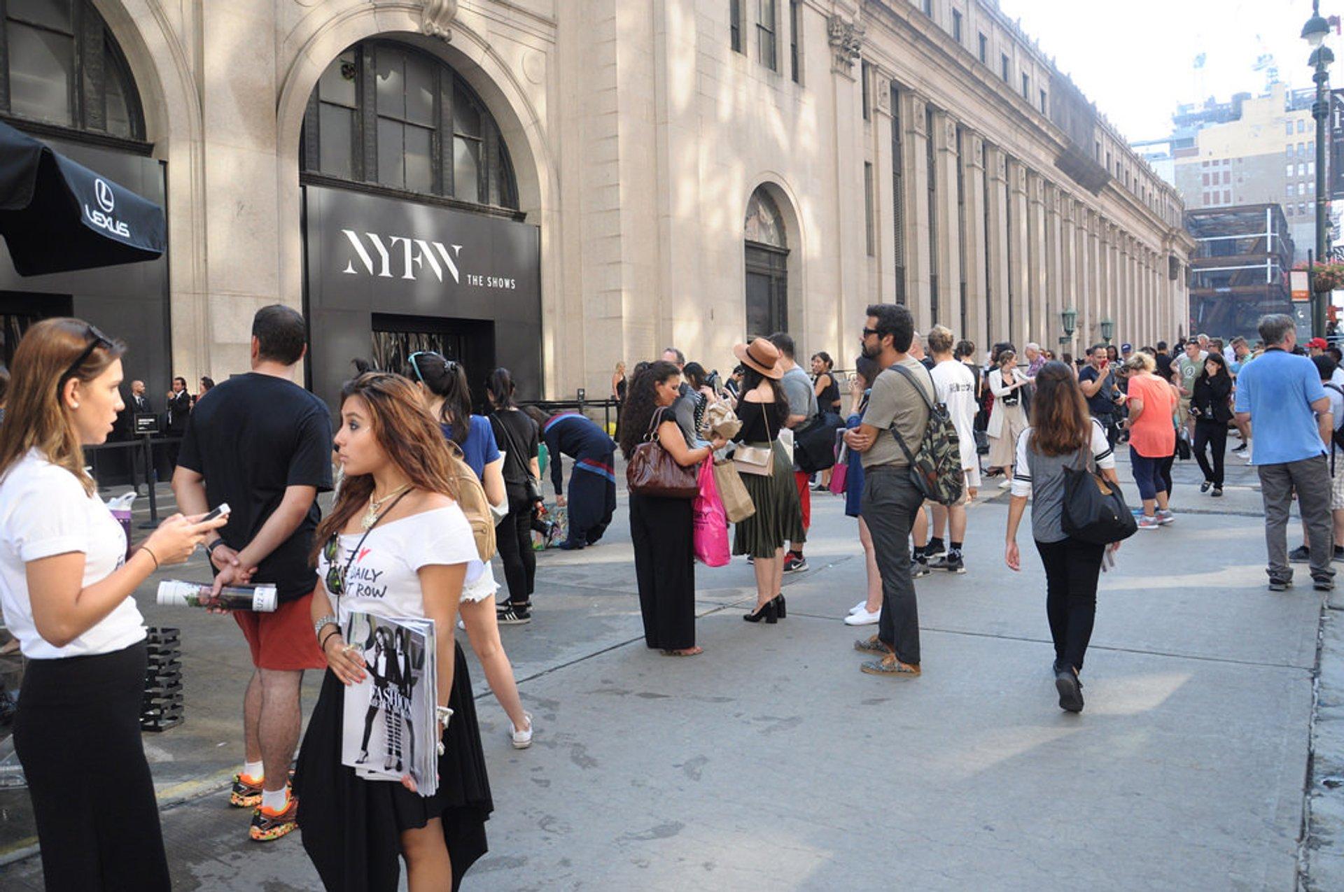 NYFW Street Style 2020