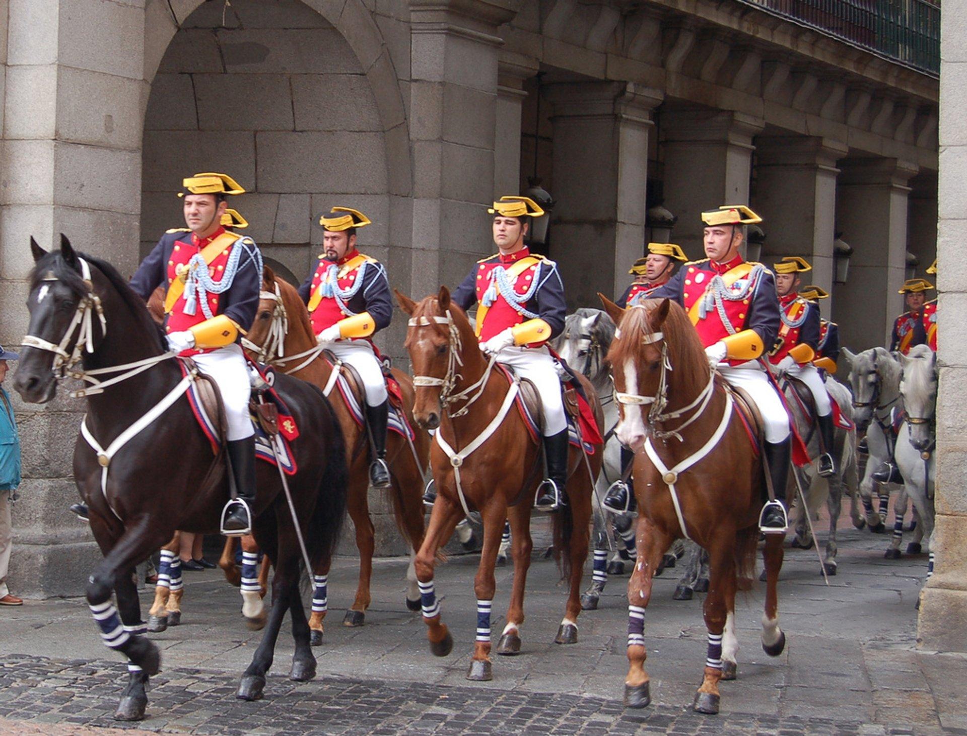 Fiesta Dos de Mayo (Day of Madrid Festival) in Madrid - Best Season 2020