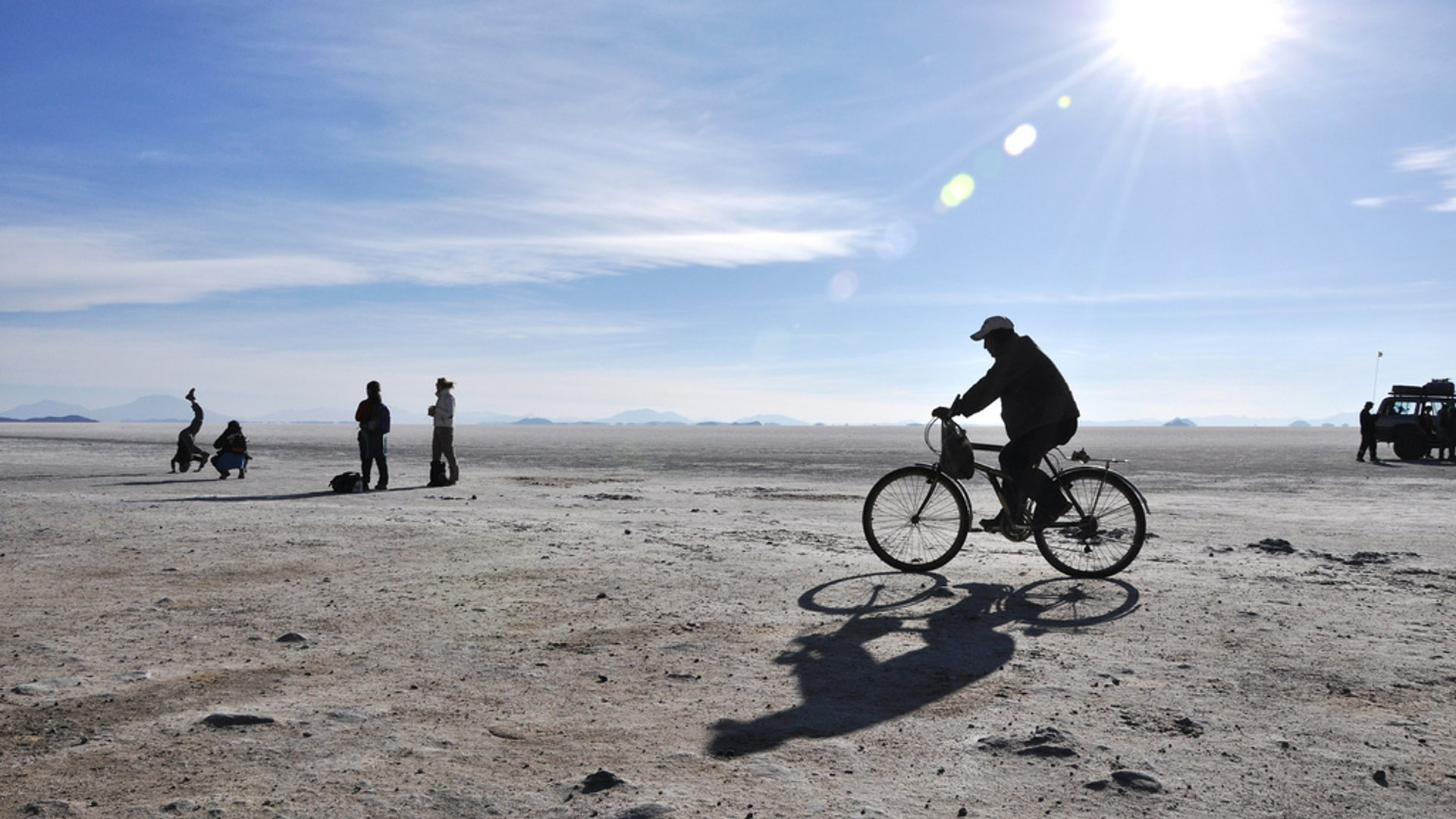 Сycling and Motorbiking in Bolivia 2019 - Best Time