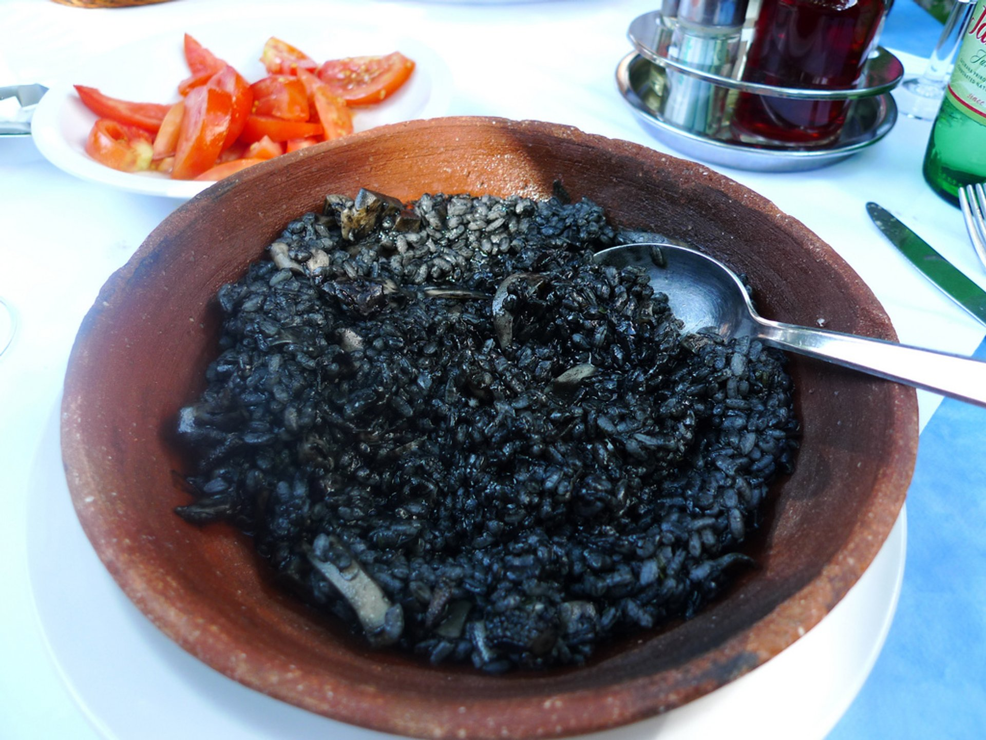 Crni Rizot (Black Risotto) in Croatia - Best Season 2020