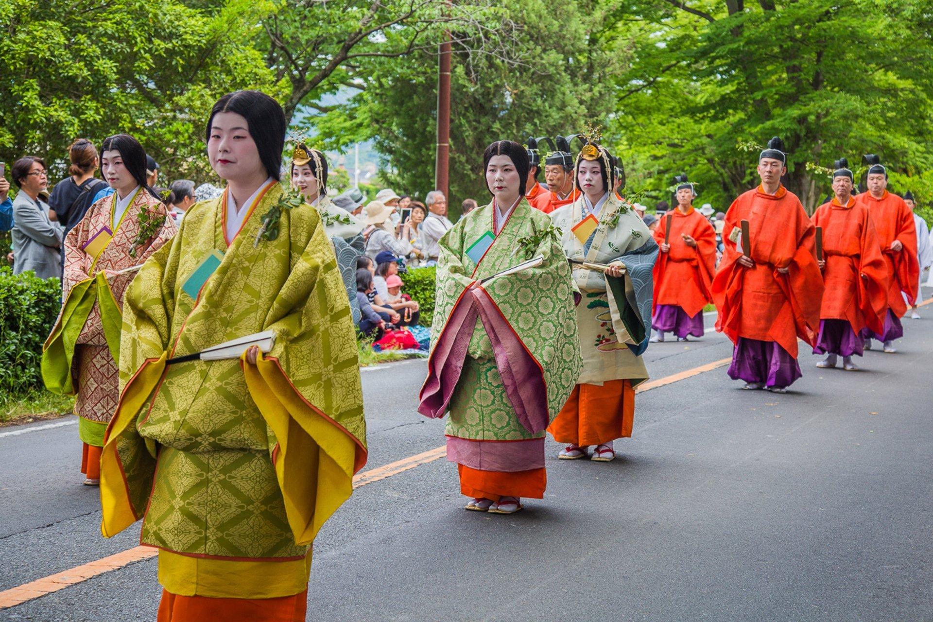 Aoi Matsuri (Festival) in Kyoto 2020 - Best Time