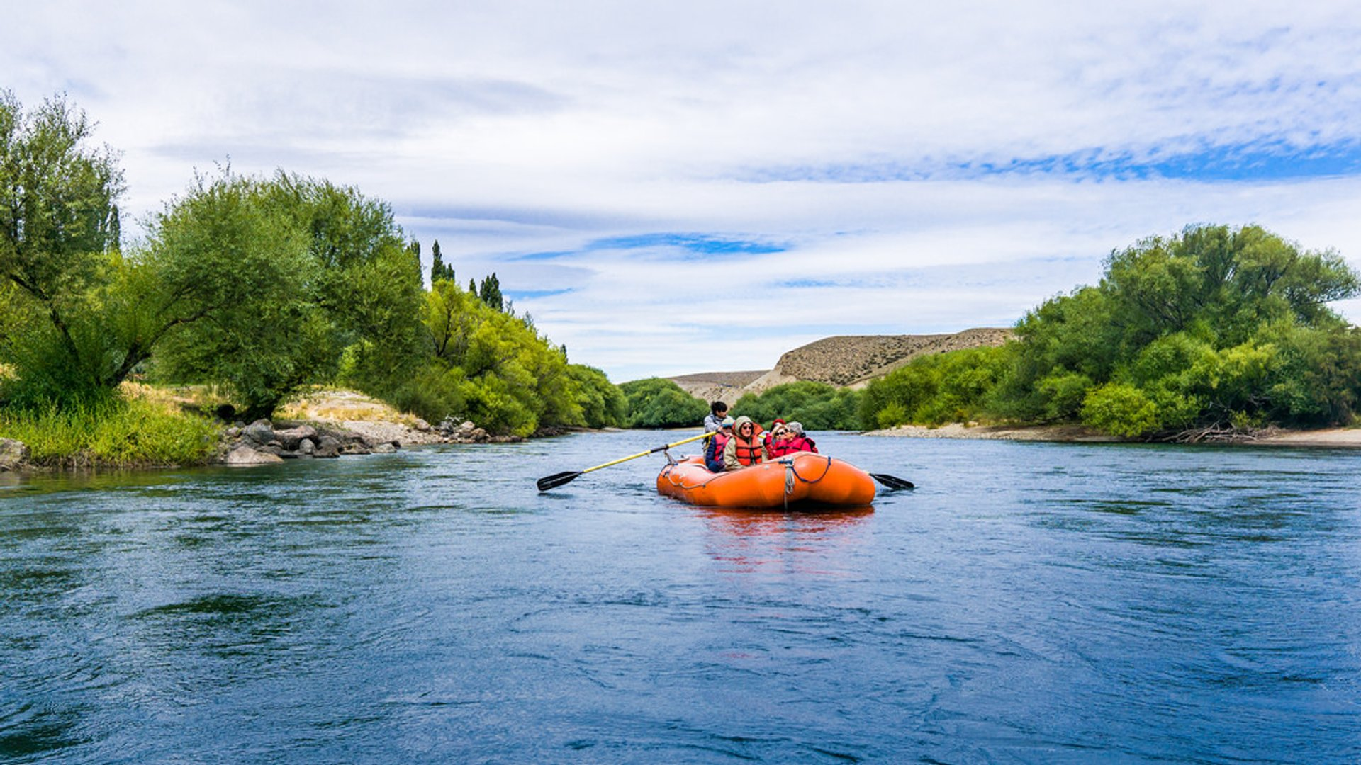 White Water Rafting in Patagonia - Best Time